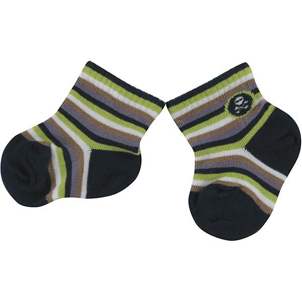 Носки для мальчика WojcikНосочки и колготки<br>Характеристики товара:<br><br>• цвет: серый<br>• состав ткани: 93% хлопок, 5% полиамид, 2% эластан <br>• сезон: круглый год<br>• страна бренда: Польша<br>• страна изготовитель: Польша<br><br>Такие носки для детей - мягкие и комфортные. Трикотажные носки для мальчика Wojcik не давят на ногу благодаря мягкой резинке. Одежда и аксессуары для детей из Польши от бренда Wojcik отличается хорошим качеством и стилем. <br><br>Носки для мальчика Wojcik (Войчик) можно купить в нашем интернет-магазине.<br><br>Ширина мм: 87<br>Глубина мм: 10<br>Высота мм: 105<br>Вес г: 115<br>Цвет: разноцветный<br>Возраст от месяцев: 0<br>Возраст до месяцев: 5<br>Пол: Мужской<br>Возраст: Детский<br>Размер: 16/17<br>SKU: 5588716