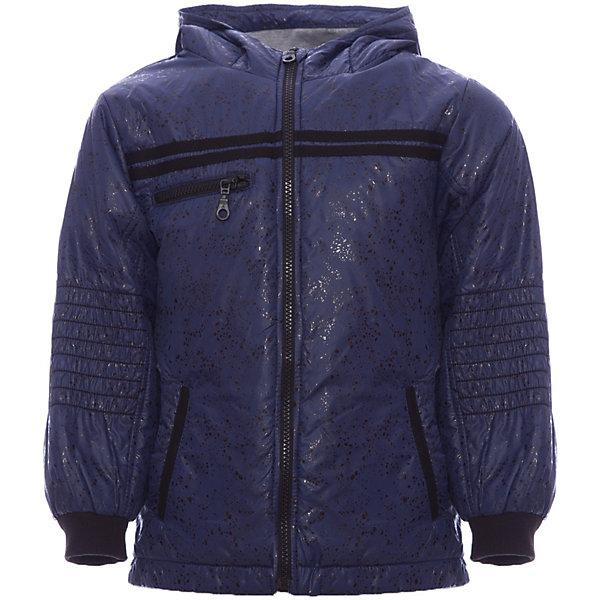 Куртка для мальчика WojcikВерхняя одежда<br>Характеристики товара:<br><br>• цвет: синий<br>• состав ткани: 100% полиэстер<br>• сезон: демисезон<br>• особенности модели: с капюшоном<br>• застежка: молния<br>• длинные рукава<br>• страна бренда: Польша<br>• страна изготовитель: Польша<br><br>Такая куртка для мальчика от Войчик отличается модным кроем и актуальным в этом сезоне цветом. Детская куртка удобно застегивается. Куртка для детей - удобная и стильная. Польская детская одежда для детей от бренда Wojcik - это качественные и стильные вещи. <br><br>Куртку для мальчика Wojcik (Войчик) можно купить в нашем интернет-магазине.<br><br>Ширина мм: 356<br>Глубина мм: 10<br>Высота мм: 245<br>Вес г: 519<br>Цвет: темно-синий<br>Возраст от месяцев: 84<br>Возраст до месяцев: 96<br>Пол: Мужской<br>Возраст: Детский<br>Размер: 128,116,122<br>SKU: 5588759