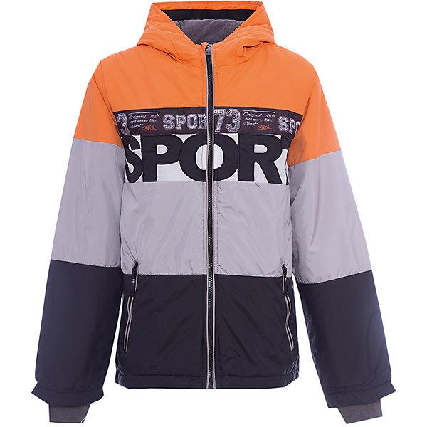 Куртка для мальчика WojcikВерхняя одежда<br>Характеристики товара:<br><br>• цвет: серый<br>• состав ткани: 100% полиэстер<br>• сезон: демисезон<br>• особенности модели: с капюшоном<br>• застежка: молния<br>• длинные рукава<br>• страна бренда: Польша<br>• страна изготовитель: Польша<br><br>Стильная куртка для мальчика от Войчик отличается модным кроем. Детская куртка удобно застегивается. Куртка для детей - удобная и стильная. Польская детская одежда для детей от бренда Wojcik - это качественные и стильные вещи. <br><br>Куртку для мальчика Wojcik (Войчик) можно купить в нашем интернет-магазине.<br><br>Ширина мм: 356<br>Глубина мм: 10<br>Высота мм: 245<br>Вес г: 519<br>Цвет: белый<br>Возраст от месяцев: 84<br>Возраст до месяцев: 96<br>Пол: Мужской<br>Возраст: Детский<br>Размер: 128,158,134,140,146,152<br>SKU: 5588887