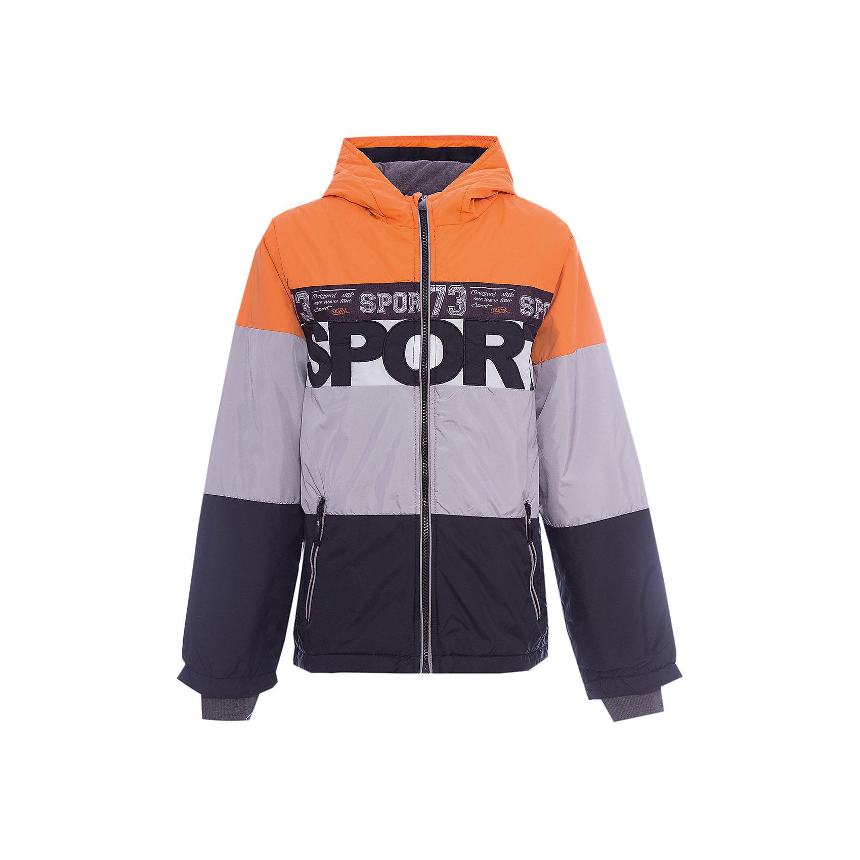 Куртка для мальчика WojcikВерхняя одежда<br>Куртка для мальчика Wojcik<br>Состав:<br>Полиэстер 100%<br><br>Ширина мм: 356<br>Глубина мм: 10<br>Высота мм: 245<br>Вес г: 519<br>Цвет: белый<br>Возраст от месяцев: 84<br>Возраст до месяцев: 96<br>Пол: Мужской<br>Возраст: Детский<br>Размер: 128,134,140,146,152,158<br>SKU: 5588887