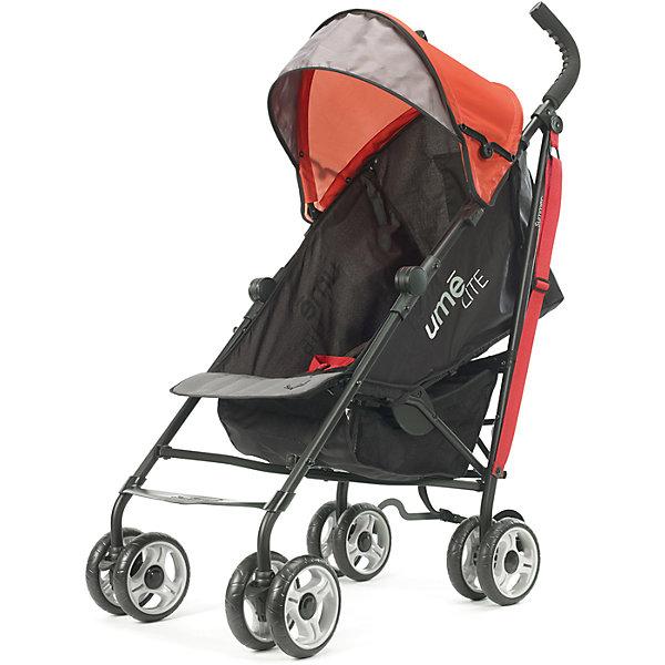 Коляска-трость Summer Infant Ume Lite, черно-красныйНедорогие коляски<br>Характеристики коляски:<br><br>• возраст: от 6 месяцев;<br>• материал: алюминий, пластик, полиэстер;<br>• регулировка наклона спинки в 3 положениях;<br>• регулируемые 5-ти точечные ремни безопасности;<br>• тип колес: все сдвоенные, передние поворотные с фиксацией;<br>• материал колес: резиновые;<br>• тип складывания: трость;<br>• вес коляски: 5,8 кг;<br>• размер упаковки: 104х32,5х24,5 см;<br>• вес упаковки: 7,8 кг;<br>• страна производитель: Китай.<br><br>Комплектация:<br><br>• коляска;<br>• корзина для покупок;<br>• инструкция.<br><br>Коляска-трость Ume Lite Summer Infant черно-красная — легкая и маневренная коляска для летних прогулок по городу, парку и поездок на природу. Спинка сидения наклоняется в 3 положениях, позволяя крохе отдохнуть и поспать на прогулке. Капюшон выполнен из ткани, не пропускающей влагу и защищающей от УФ-лучей. На задней стенке капюшона имеется вместительный карман для мелочей. Благодаря сдвоенным колесам и прочной раме коляска отличается хорошей устойчивостью и не опрокидывается. В сложенном виде удобно переносить коляску при помощи регулируемого ремешка.<br><br>Коляску-трость Ume Lite Summer Infant черно-красную можно приобрести в нашем интернет-магазине.<br>Ширина мм: 1040; Глубина мм: 325; Высота мм: 245; Вес г: 7800; Возраст от месяцев: 6; Возраст до месяцев: 36; Пол: Унисекс; Возраст: Детский; SKU: 5589111;