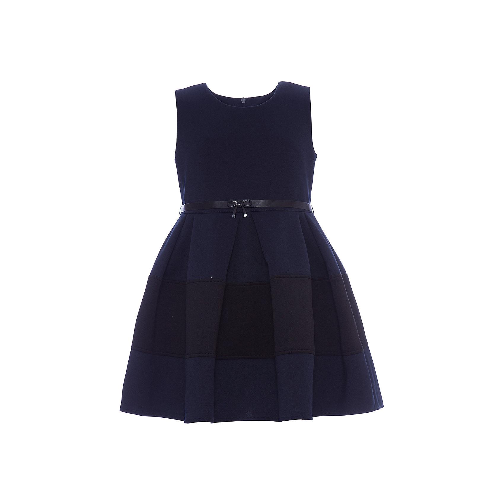 Платье для девочки WojcikОдежда<br>Характеристики товара:<br><br>• цвет: синий<br>• состав ткани: полиэстер 80%, хлопок 20%<br>• особенности: школьная<br>• застежка: молния<br>• сезон: круглый год<br>• страна бренда: Польша<br>• страна изготовитель: Польша<br><br>Данная модель одежды для школы сделана из качественного материала, есть подкладка. Синее платье для девочки Wojcik - удобная и модная школьная одежда. <br><br>Платье для девочки Войчик отличается модным кроем, пышным силуэтом. Польская одежда для детей от бренда Войчик - это качественные и стильные вещи.<br><br>Платье для девочки Wojcik (Войчик) можно купить в нашем интернет-магазине.<br><br>Ширина мм: 236<br>Глубина мм: 16<br>Высота мм: 184<br>Вес г: 177<br>Цвет: темно-синий<br>Возраст от месяцев: 144<br>Возраст до месяцев: 156<br>Пол: Женский<br>Возраст: Детский<br>Размер: 158,122,116,128,134,140,146,152<br>SKU: 5589614