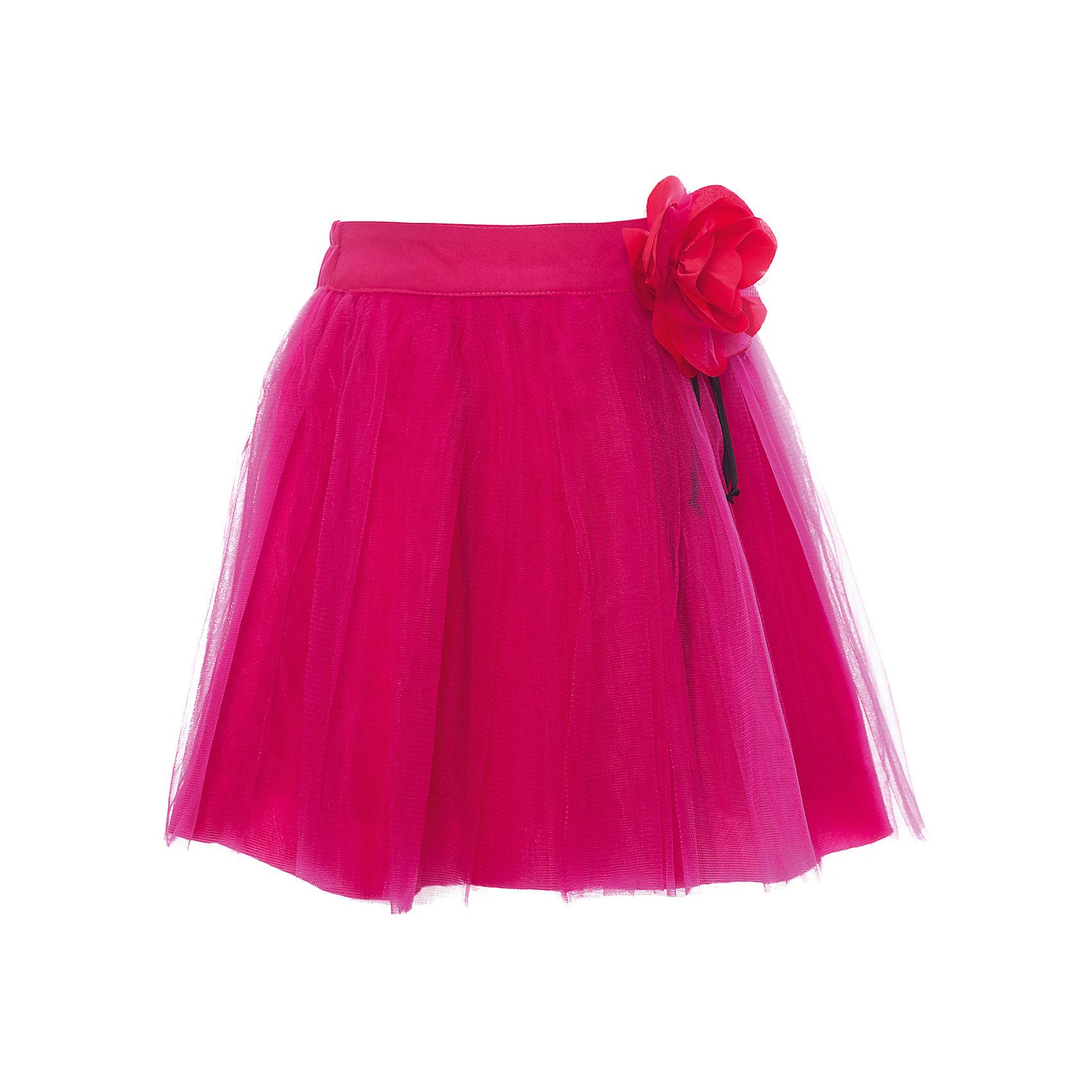Юбка для девочки WojcikЮбки<br>Характеристики товара:<br><br>• цвет: розовый<br>• состав ткани: полиэстер<br>• пояс: резинка<br>• сезон: лето<br>• страна бренда: Польша<br>• страна изготовитель: Польша<br><br>Данная модель одежды для лета сделана из натурального материала, есть подкладка. Розовая юбка для девочки Wojcik - удобная и модная летняя одежда. <br><br>Эта пышная юбка для девочки Войчик отличается модным кроем, пышным силуэтом. Польская одежда для детей от бренда Войчик - это качественные и стильные вещи.<br><br>Юбку для девочки Wojcik (Войчик) можно купить в нашем интернет-магазине.<br><br>Ширина мм: 207<br>Глубина мм: 10<br>Высота мм: 189<br>Вес г: 183<br>Цвет: темно-розовый<br>Возраст от месяцев: 132<br>Возраст до месяцев: 144<br>Пол: Женский<br>Возраст: Детский<br>Размер: 152,158,134,140,146<br>SKU: 5589698