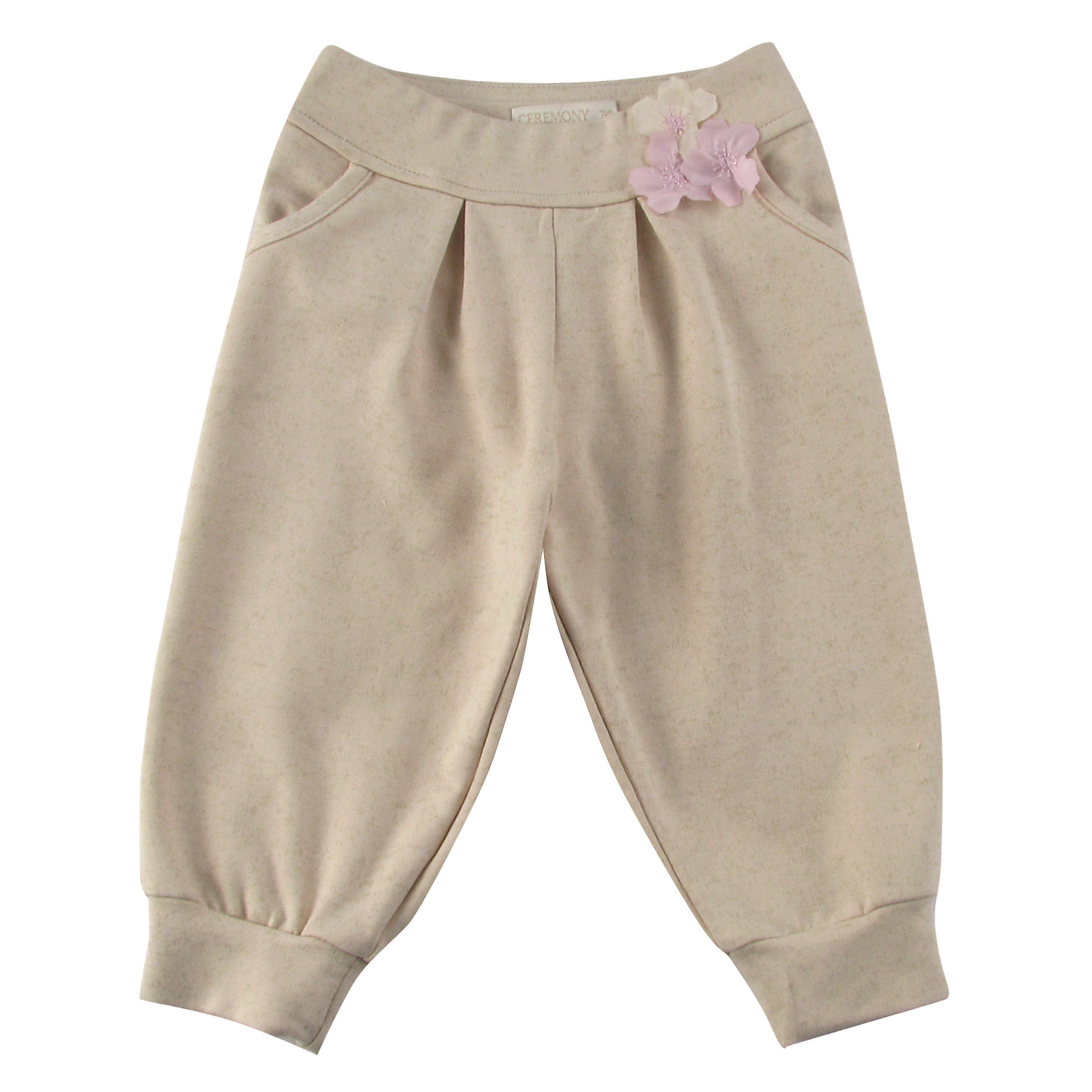 Спортивные штаны для девочки WojcikДжинсы и брючки<br>Спортивные штаны для девочки Wojcik<br>Состав:<br>Хлопок 97% Эластан 3%<br><br>Ширина мм: 215<br>Глубина мм: 88<br>Высота мм: 191<br>Вес г: 336<br>Цвет: бежевый<br>Возраст от месяцев: 3<br>Возраст до месяцев: 6<br>Пол: Женский<br>Возраст: Детский<br>Размер: 68,98,74,80,86,92<br>SKU: 5589996