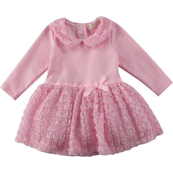 Платье для девочки WojcikПлатья<br>Характеристики товара:<br><br>• цвет: розовый<br>• состав ткани: 97% хлопок, 3% эластан <br>• сезон: демисезон<br>• особенности модели: нарядная<br>• застежка: молния<br>• длинные рукава<br>• страна бренда: Польша<br>• страна изготовитель: Польша<br><br>Нарядное детское платье декорировано бантом. Это розовое платье для детей сделано из качественного материала. Такое платье для девочки Войчик легко надевается. Популярный бренд Wojcik - это польская детская одежда отличного качества по доступной цене. <br><br>Платье для девочки Wojcik (Войчик) можно купить в нашем интернет-магазине.<br><br>Ширина мм: 236<br>Глубина мм: 16<br>Высота мм: 184<br>Вес г: 177<br>Цвет: розовый<br>Возраст от месяцев: 24<br>Возраст до месяцев: 36<br>Пол: Женский<br>Возраст: Детский<br>Размер: 98,68,74,80,86,92<br>SKU: 5590008