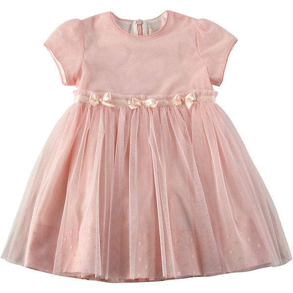 Платье для девочки WojcikПлатья<br>Характеристики товара:<br><br>• цвет: розовый<br>• состав ткани: 100% полиэстер<br>• сезон: лето<br>• особенности модели: нарядная<br>• застежка: молния<br>• короткие рукава<br>• страна бренда: Польша<br>• страна изготовитель: Польша<br><br>Розовое детское платье отличается пышным подолом. Это нарядное платье для детей сделано из качественного материала. Такое платье для девочки Войчик легко надевается. Популярный бренд Wojcik - это польская детская одежда отличного качества по доступной цене. <br><br>Платье для девочки Wojcik (Войчик) можно купить в нашем интернет-магазине.<br>Ширина мм: 236; Глубина мм: 16; Высота мм: 184; Вес г: 177; Цвет: розовый; Возраст от месяцев: 3; Возраст до месяцев: 6; Пол: Женский; Возраст: Детский; Размер: 68,98,74,80,86,92; SKU: 5590083;