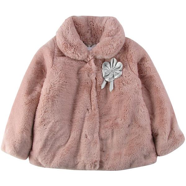 Шубка из искусственного меха для девочки WojcikВерхняя одежда<br>Характеристики товара:<br><br>• цвет: розовый<br>• состав ткани: 100% полиэстер<br>• сезон: демисезон<br>• застежка: кнопки<br>• длинные рукава<br>• страна бренда: Польша<br>• страна изготовитель: Польша<br><br>Симпатичная шубка для девочки от Войчик отличается модным кроем. Детская шубка удобно застегивается. Эта шубка для детей - удобная и стильная. Польская детская одежда для детей от бренда Wojcik - это качественные и стильные вещи. <br><br>Шубку из искусственного меха для девочки Wojcik (Войчик) можно купить в нашем интернет-магазине.<br>Ширина мм: 356; Глубина мм: 10; Высота мм: 245; Вес г: 519; Цвет: розовый; Возраст от месяцев: 60; Возраст до месяцев: 72; Пол: Женский; Возраст: Детский; Размер: 116,152,146,140,134,128; SKU: 5590302;
