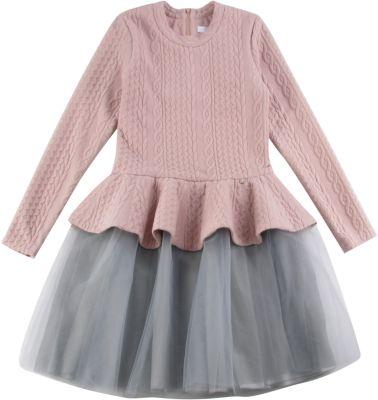 Теплые Платья Для Девочек Купить