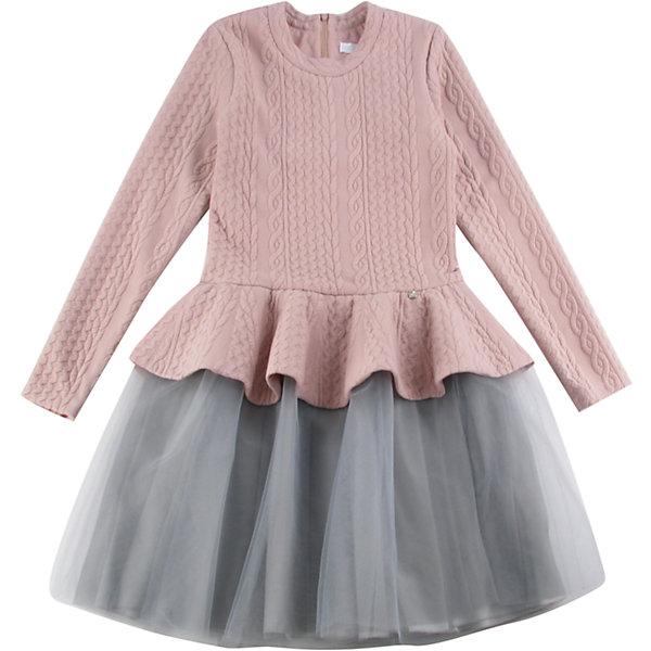 Платье для девочки WojcikОдежда<br>Характеристики товара:<br><br>• цвет: розовый<br>• состав ткани: 100% полиэстер<br>• сезон: демисезон<br>• особенности модели: нарядная<br>• застежка: молния<br>• длинные рукава<br>• страна бренда: Польша<br>• страна изготовитель: Польша<br><br>Популярный бренд Wojcik - это польская детская одежда отличного качества по доступной цене. Нарядное детское платье декорировано баской. Это платье для детей сделано из качественного материала. Такое платье для девочки Войчик легко надевается. <br><br>Платье для девочки Wojcik (Войчик) можно купить в нашем интернет-магазине.<br>Ширина мм: 236; Глубина мм: 16; Высота мм: 184; Вес г: 177; Цвет: розовый; Возраст от месяцев: 60; Возраст до месяцев: 72; Пол: Женский; Возраст: Детский; Размер: 116,158,152,146,140,134,128,122; SKU: 5590320;
