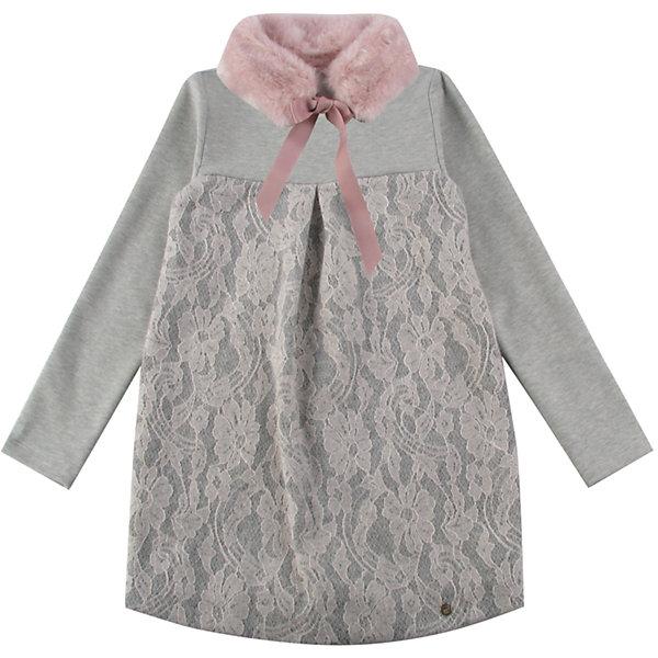 Платье для девочки WojcikОдежда<br>Характеристики товара:<br><br>• цвет: серый<br>• комплектация: платье, воротник<br>• состав ткани: 40% хлопок, 20% полиамид, 20% акрил<br>• сезон: демисезон<br>• особенности модели: нарядная<br>• застежка: молния<br>• длинные рукава<br>• страна бренда: Польша<br>• страна изготовитель: Польша<br><br>Нарядное детское платье дополнено эффектным воротником. Такое платье для девочки Войчик легко надевается. Популярный бренд Wojcik - это польская детская одежда отличного качества по доступной цене. <br><br>Платье для девочки Wojcik (Войчик) можно купить в нашем интернет-магазине.<br><br>Ширина мм: 236<br>Глубина мм: 16<br>Высота мм: 184<br>Вес г: 177<br>Цвет: белый<br>Возраст от месяцев: 84<br>Возраст до месяцев: 96<br>Пол: Женский<br>Возраст: Детский<br>Размер: 128,122,158,116,152,146,140,134<br>SKU: 5590340