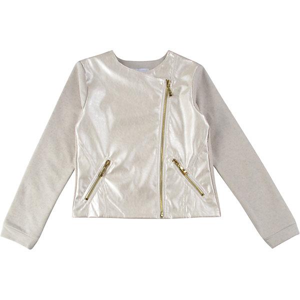 Куртка для девочки WojcikВерхняя одежда<br>Характеристики товара:<br><br>• цвет: бежевый<br>• состав ткани: 50% полиэстер, 45% хлопок, 5% эластан<br>• сезон: демисезон<br>• застежка: молния<br>• длинные рукава<br>• страна бренда: Польша<br>• страна изготовитель: Польша<br><br>Оригинальная куртка для девочки от Войчик отличается модным кроем. Детская куртка удобно застегивается. Куртка для детей - удобная и стильная. Польская детская одежда для детей от бренда Wojcik - это качественные и стильные вещи. <br><br>Куртку для девочки Wojcik (Войчик) можно купить в нашем интернет-магазине.<br><br>Ширина мм: 356<br>Глубина мм: 10<br>Высота мм: 245<br>Вес г: 519<br>Цвет: бежевый<br>Возраст от месяцев: 84<br>Возраст до месяцев: 96<br>Пол: Женский<br>Возраст: Детский<br>Размер: 128,116,122,158,152,146,140,134<br>SKU: 5590390