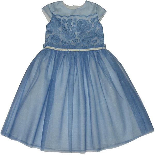 Платье для девочки WojcikОдежда<br>Характеристики товара:<br><br>• цвет: синий<br>• состав ткани: 100% полиэстер<br>• сезон: лето<br>• особенности модели: нарядная<br>• застежка: молния<br>• короткие рукава<br>• страна бренда: Польша<br>• страна изготовитель: Польша<br><br>Пышное платье для девочки Войчик легко надевается и комфортно сидит. Нарядное детское платье украшено ажурным шитьем. Популярный бренд Wojcik - это польская детская одежда отличного качества по доступной цене. <br><br>Платье для девочки Wojcik (Войчик) можно купить в нашем интернет-магазине.<br>Ширина мм: 236; Глубина мм: 16; Высота мм: 184; Вес г: 177; Цвет: синий; Возраст от месяцев: 72; Возраст до месяцев: 84; Пол: Женский; Возраст: Детский; Размер: 122,158,116,128,134,140,146,152; SKU: 5590486;