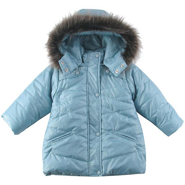 Куртка утепленная для девочки WojcikВерхняя одежда<br>Характеристики товара:<br><br>• цвет: синий<br>• состав ткани: 100% полиэстер<br>• подкладка: 100% полиэстер<br>• утеплитель: 100% полиэстер<br>• сезон: демисезон<br>• температурный режим: от -5 до +10<br>• особенности модели: с капюшоном<br>• застежка: молния<br>• капюшон: с мехом, съемный<br>• длинные рукава<br>• страна бренда: Польша<br>• страна изготовитель: Польша<br><br>Эта утепленная куртка для девочки от Войчик дополнена отстегивающимся капюшоном с опушкой. Детская куртка удобно застегивается. Куртка для детей имеет мягкую приятную на ощупь подкладку. Польская детская одежда для детей от бренда Wojcik - это качественные и стильные вещи. <br><br>Куртку утепленную для девочки Wojcik (Войчик) можно купить в нашем интернет-магазине.<br>Ширина мм: 356; Глубина мм: 10; Высота мм: 245; Вес г: 519; Цвет: синий; Возраст от месяцев: 6; Возраст до месяцев: 9; Пол: Женский; Возраст: Детский; Размер: 74,98,80,86,92; SKU: 5590543;