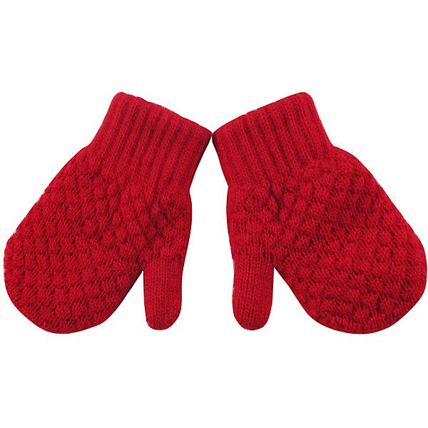 Варежки для девочки WojcikВерхняя одежда<br>Характеристики товара:<br><br>• цвет: красный<br>• состав ткани: 100% акрил<br>• сезон: демисезон<br>• декор: вязаный узор<br>• страна бренда: Польша<br>• страна изготовитель: Польша<br><br>Такие варежки для девочки Wojcik мягко облегают руки. Детские варежки декорированы вязаным рисунком. Эти варежки для детей - мягкие и комфортные. Одежда для детей из Польши от бренда Wojcik отличается хорошим качеством и стилем. <br><br>Варежки для девочки Wojcik (Войчик) можно купить в нашем интернет-магазине.<br>Ширина мм: 215; Глубина мм: 88; Высота мм: 191; Вес г: 336; Цвет: красный; Возраст от месяцев: 12; Возраст до месяцев: 18; Пол: Женский; Возраст: Детский; Размер: 86,74,98,92,80; SKU: 5590558;