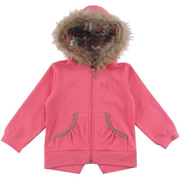 Толстовка для девочки WojcikТолстовки, свитера, кардиганы<br>Характеристики товара:<br><br>• цвет: розовый<br>• состав ткани: 97% хлопок, 3% эластан <br>• сезон: демисезон<br>• особенности модели: с капюшоном<br>• застежка: молния<br>• длинные рукава<br>• страна бренда: Польша<br>• страна изготовитель: Польша<br><br>Теплая толстовка с капюшоном для детей - удобная и стильная. Светлая толстовка для девочки Войчик дополнена мягкими манжетами. Польская детская одежда для детей от бренда Wojcik - это качественные и модные вещи. <br><br>Толстовку для девочки Wojcik (Войчик) можно купить в нашем интернет-магазине.<br>Ширина мм: 190; Глубина мм: 74; Высота мм: 229; Вес г: 236; Цвет: розовый; Возраст от месяцев: 3; Возраст до месяцев: 6; Пол: Женский; Возраст: Детский; Размер: 68,98,92,86,80,74; SKU: 5590757;