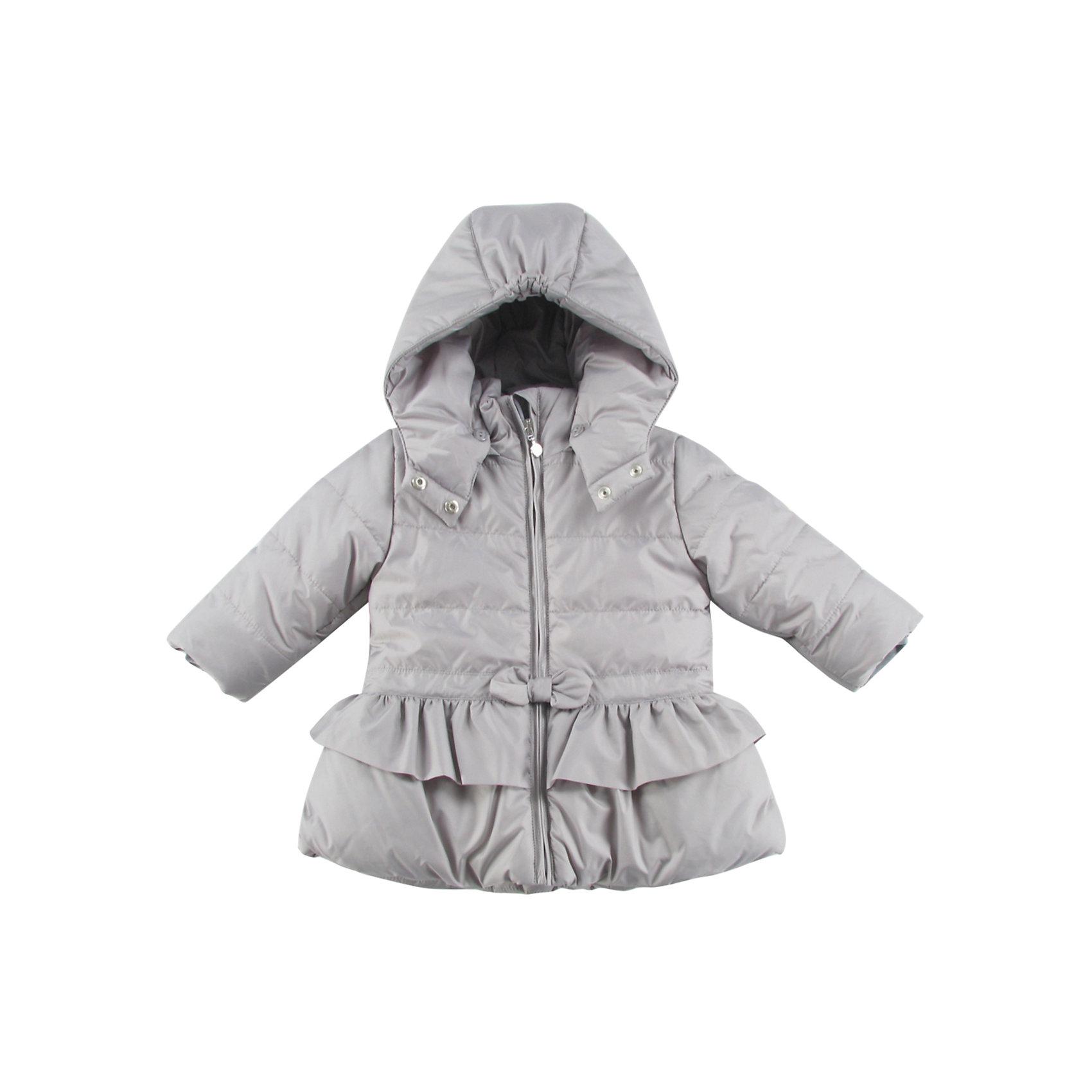 Куртка утепленная для девочки WojcikВерхняя одежда<br>Куртка утепленная для девочки Wojcik<br>Состав:<br>Полиэстер 100%<br><br>Ширина мм: 356<br>Глубина мм: 10<br>Высота мм: 245<br>Вес г: 519<br>Цвет: серый<br>Возраст от месяцев: 24<br>Возраст до месяцев: 36<br>Пол: Женский<br>Возраст: Детский<br>Размер: 98,74,80,86,92<br>SKU: 5590878