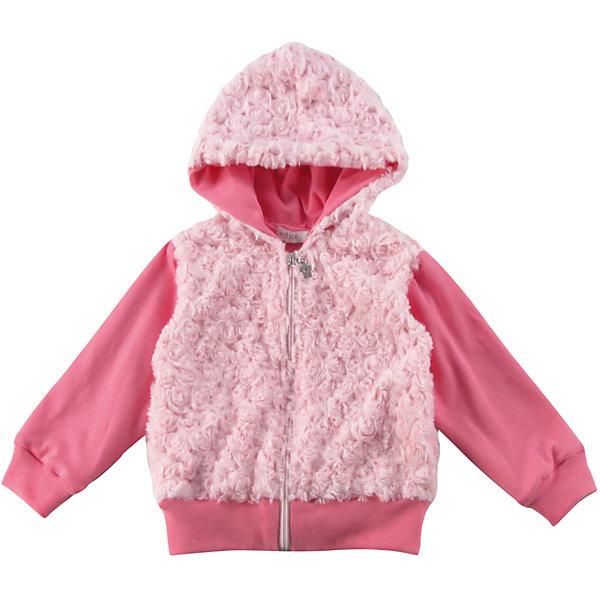 Толстовка для девочки WojcikТолстовки<br>Характеристики товара:<br><br>• цвет: розовый<br>• состав ткани: 60% полиэстер, 32% хлопок, 8% эластан <br>• сезон: демисезон<br>• особенности модели: с капюшоном<br>• застежка: молния<br>• длинные рукава<br>• страна бренда: Польша<br>• страна изготовитель: Польша<br><br>Розовая толстовка для девочки Войчик дополнена мягкими манжетами и капюшоном. Оригинальная толстовка с капюшоном для детей - удобная и стильная. Польская детская одежда для детей от бренда Wojcik - это качественные и модные вещи. <br><br>Толстовку для девочки Wojcik (Войчик) можно купить в нашем интернет-магазине.<br>Ширина мм: 190; Глубина мм: 74; Высота мм: 229; Вес г: 236; Цвет: розовый; Возраст от месяцев: 3; Возраст до месяцев: 6; Пол: Женский; Возраст: Детский; Размер: 68,98,92,86,80,74; SKU: 5590979;
