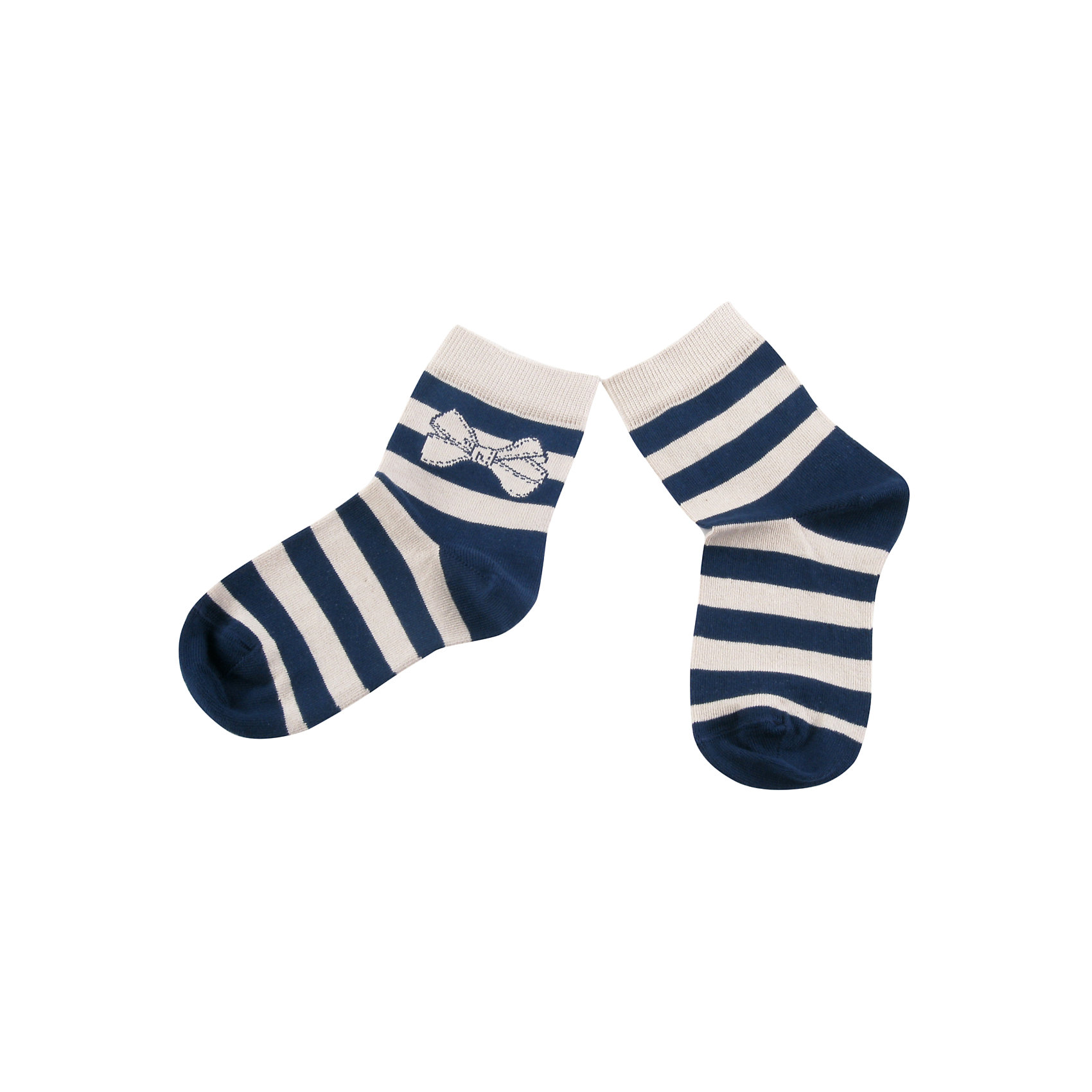 Носки для девочки WojcikНоски<br>Характеристики товара:<br><br>• цвет: белый<br>• состав ткани: 87% хлопок, 11% полиамид, 2% эластан <br>• сезон: круглый год<br>• страна бренда: Польша<br>• страна изготовитель: Польша<br><br>Эти трикотажные носки для девочки Wojcik не давят на ногу благодаря мягкой резинке. Детские носки декорированы оригинальным узором. Такие носки для детей - мягкие и комфортные. Одежда для детей из Польши от бренда Wojcik отличается хорошим качеством и стилем. <br><br>Носки для девочки Wojcik (Войчик) можно купить в нашем интернет-магазине.<br><br>Ширина мм: 87<br>Глубина мм: 10<br>Высота мм: 105<br>Вес г: 115<br>Цвет: бежевый с синевой<br>Возраст от месяцев: 12<br>Возраст до месяцев: 18<br>Пол: Женский<br>Возраст: Детский<br>Размер: 21/22,15/16,17/18,19/20<br>SKU: 5591086