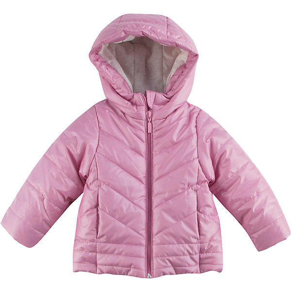Куртка утепленная для девочки WojcikВерхняя одежда<br>Характеристики товара:<br><br>• цвет: розовый<br>• состав ткани: 100% полиэстер<br>• подкладка: 100% полиэстер<br>• утеплитель: 100% полиэстер<br>• сезон: демисезон<br>• температурный режим: от -5 до +15<br>• особенности модели: с капюшоном<br>• застежка: молния<br>• длинные рукава<br>• страна бренда: Польша<br>• страна изготовитель: Польша<br><br>Розовая утепленная куртка для девочки от Войчик дополнена капюшоном и карманами. Детская куртка удобно застегивается. Куртка для детей имеет мягкую приятную на ощупь подкладку. Польская детская одежда для детей от бренда Wojcik - это качественные и стильные вещи. <br><br>Куртку утепленную для девочки Wojcik (Войчик) можно купить в нашем интернет-магазине.<br><br>Ширина мм: 356<br>Глубина мм: 10<br>Высота мм: 245<br>Вес г: 519<br>Цвет: розовый<br>Возраст от месяцев: 48<br>Возраст до месяцев: 60<br>Пол: Женский<br>Возраст: Детский<br>Размер: 110,122,104,98,92,116,134,128<br>SKU: 5591330