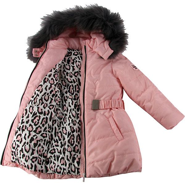 Куртка утепленная для девочки WojcikВерхняя одежда<br>Характеристики товара:<br><br>• цвет: розовый<br>• состав ткани: 100% полиэстер<br>• подкладка: 100% полиэстер<br>• утеплитель: 100% полиэстер<br>• сезон: демисезон<br>• температурный режим: от -5 до +15<br>• особенности модели: с капюшоном<br>• застежка: молния<br>• длинные рукава<br>• страна бренда: Польша<br>• страна изготовитель: Польша<br><br>Польская детская одежда для детей от бренда Wojcik - это качественные и стильные вещи. Утепленная куртка для девочки от Войчик дополнена капюшоном и карманами. Детская куртка удобно застегивается. Куртка для детей имеет мягкую приятную на ощупь подкладку. <br><br>Куртку утепленную для девочки Wojcik (Войчик) можно купить в нашем интернет-магазине.<br>Ширина мм: 356; Глубина мм: 10; Высота мм: 245; Вес г: 519; Цвет: розовый; Возраст от месяцев: 24; Возраст до месяцев: 36; Пол: Женский; Возраст: Детский; Размер: 98; SKU: 5591446;