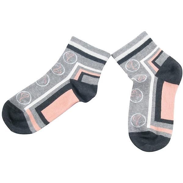 Носки для девочки WojcikНоски<br>Характеристики товара:<br><br>• цвет: серый<br>• состав ткани: 83% хлопок, 15% полиамид, 2% эластан <br>• сезон: круглый год<br>• страна бренда: Польша<br>• страна изготовитель: Польша<br><br>Удобные носки для девочки Wojcik не давят на ногу благодаря мягкой резинке. Детские носки сделаны из дышащего материала. Такие носки для детей - мягкие и комфортные. Одежда для детей из Польши от бренда Wojcik отличается хорошим качеством и стилем. <br><br>Носки для девочки Wojcik (Войчик) можно купить в нашем интернет-магазине.<br>Ширина мм: 87; Глубина мм: 10; Высота мм: 105; Вес г: 115; Цвет: серый; Возраст от месяцев: 6; Возраст до месяцев: 12; Пол: Женский; Возраст: Детский; Размер: 19/20,23/24,21/22; SKU: 5591599;