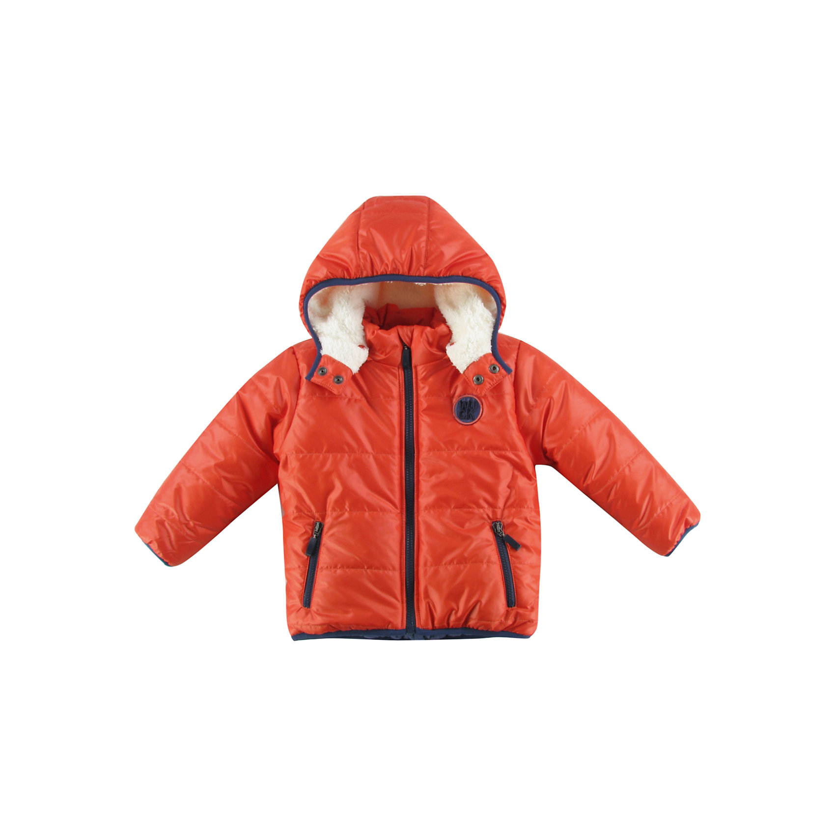 Куртка утепленная для мальчика WojcikВерхняя одежда<br>Куртка утепленная для мальчика Wojcik<br>Состав:<br>Полиэстер 100%<br><br>Ширина мм: 356<br>Глубина мм: 10<br>Высота мм: 245<br>Вес г: 519<br>Цвет: красный<br>Возраст от месяцев: 12<br>Возраст до месяцев: 18<br>Пол: Мужской<br>Возраст: Детский<br>Размер: 86,80,74,98,92<br>SKU: 5591785