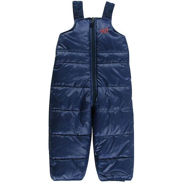 Полукомбинезон для мальчика WojcikВерхняя одежда<br>Характеристики товара:<br><br>• цвет: синий<br>• состав ткани: 100% полиэстер<br>• подкладка: 100% полиэстер<br>• утеплитель: 100% полиэстер<br>• сезон: демисезон<br>• температурный режим: от -5 до +15<br>• особенности модели: лямки<br>• застежка: молния<br>• страна бренда: Польша<br>• страна изготовитель: Польша<br><br>Такие утепленные брюки для мальчика Wojcik помогут обеспечить ребенку тепло и комфорт. Детские брюки дополнены удобными лямками. Эти утепленные брюки для детей - очень комфортные. Одежда для детей из Польши от бренда Wojcik отличается хорошим качеством и стилем. <br><br>Брюки для мальчика Wojcik (Войчик) можно купить в нашем интернет-магазине.<br><br>Ширина мм: 215<br>Глубина мм: 88<br>Высота мм: 191<br>Вес г: 336<br>Цвет: темно-синий<br>Возраст от месяцев: 6<br>Возраст до месяцев: 9<br>Пол: Мужской<br>Возраст: Детский<br>Размер: 74,98,92,86,80<br>SKU: 5591792