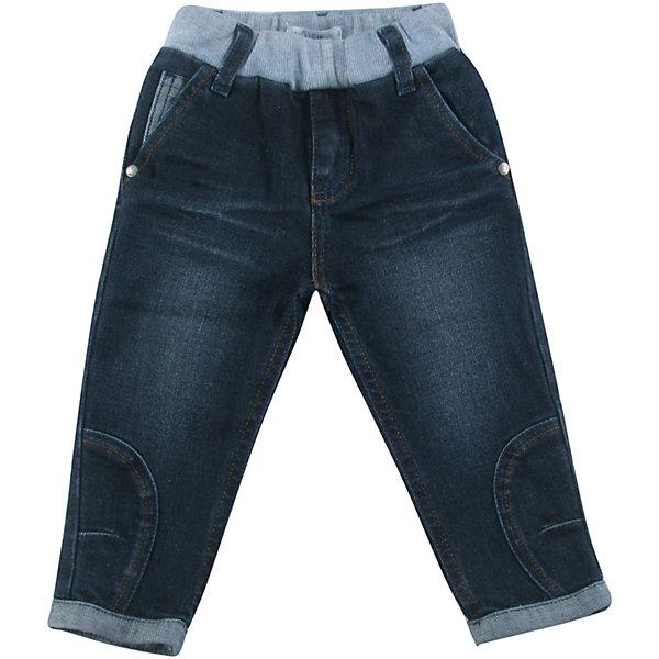 Джинсы для мальчика WojcikПолзунки и штанишки<br>Характеристики товара:<br><br>• цвет: синий<br>• состав ткани: 98% хлопок, 2% эластан<br>• сезон: демисезон<br>• пояс: резинка<br>• шлевки<br>• страна бренда: Польша<br>• страна изготовитель: Польша<br><br>Удобные джинсы для мальчика Wojcik комфортно сидят по фигуре. Детские джинсы дополнены шлевками. Эти джинсы для детей - дышащие и комфортные. Одежда для детей из Польши от бренда Wojcik отличается хорошим качеством и стилем. <br><br>Джинсы для мальчика Wojcik (Войчик) можно купить в нашем интернет-магазине.<br><br>Ширина мм: 215<br>Глубина мм: 88<br>Высота мм: 191<br>Вес г: 336<br>Цвет: темно-синий<br>Возраст от месяцев: 3<br>Возраст до месяцев: 6<br>Пол: Мужской<br>Возраст: Детский<br>Размер: 68,98,92,86,80,74<br>SKU: 5591799