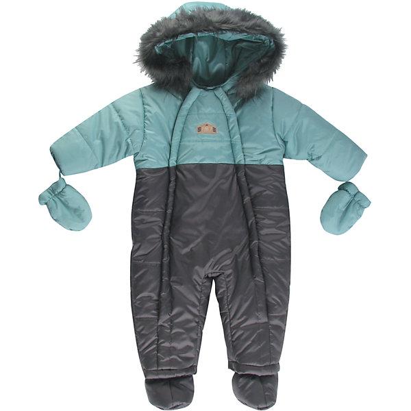 Комбинезон для мальчика WojcikВерхняя одежда<br>Характеристики товара:<br><br>• цвет: голубой<br>• комплектация: рукавицы<br>• состав ткани: 100% полиэстер <br>• сезон: демисезон<br>• особенности модели: с капюшоном<br>• застежка: молния<br>• капюшон: с мехом<br>• длинные рукава<br>• страна бренда: Польша<br>• страна изготовитель: Польша<br><br>Теплый комбинезон с капюшоном для мальчика от Войчик легко надевается благодаря удобным застежкам. Оригинальный комбинезон для детей дополнен мягкой подкладкой. Детский комбинезон декорирован опушкой. Бренд Wojcik - это польская детская одежда отличного качества по доступной цене. <br><br>Комбинезон для мальчика Wojcik (Войчик) можно купить в нашем интернет-магазине.<br>Ширина мм: 356; Глубина мм: 10; Высота мм: 245; Вес г: 519; Цвет: серый; Возраст от месяцев: 12; Возраст до месяцев: 15; Пол: Мужской; Возраст: Детский; Размер: 80,68,74; SKU: 5591887;