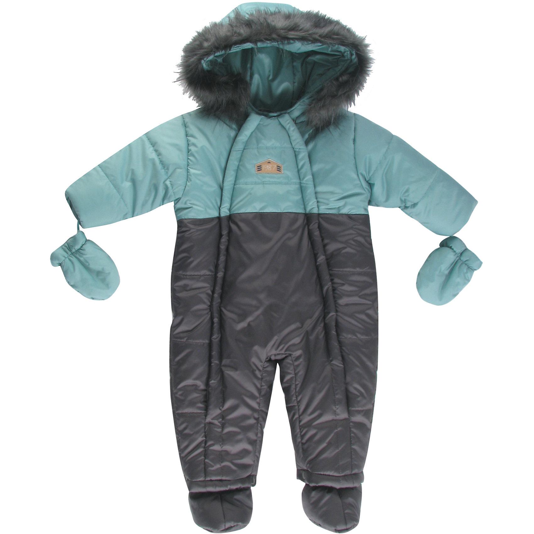 Комбинезон для мальчика WojcikВерхняя одежда<br>Характеристики товара:<br><br>• цвет: голубой<br>• комплектация: рукавицы<br>• состав ткани: 100% полиэстер <br>• сезон: демисезон<br>• особенности модели: с капюшоном<br>• застежка: молния<br>• капюшон: с мехом<br>• длинные рукава<br>• страна бренда: Польша<br>• страна изготовитель: Польша<br><br>Теплый комбинезон с капюшоном для мальчика от Войчик легко надевается благодаря удобным застежкам. Оригинальный комбинезон для детей дополнен мягкой подкладкой. Детский комбинезон декорирован опушкой. Бренд Wojcik - это польская детская одежда отличного качества по доступной цене. <br><br>Комбинезон для мальчика Wojcik (Войчик) можно купить в нашем интернет-магазине.<br><br>Ширина мм: 356<br>Глубина мм: 10<br>Высота мм: 245<br>Вес г: 519<br>Цвет: серый<br>Возраст от месяцев: 12<br>Возраст до месяцев: 15<br>Пол: Мужской<br>Возраст: Детский<br>Размер: 80,68,74<br>SKU: 5591887