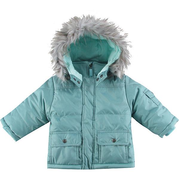 Куртка утепленная для мальчика WojcikВерхняя одежда<br>Характеристики товара:<br><br>• цвет: голубой<br>• состав ткани: 100% полиэстер<br>• подкладка: 100% полиэстер<br>• утеплитель: 100% полиэстер<br>• сезон: демисезон<br>• температурный режим: от -5 до +15<br>• особенности модели: с капюшоном<br>• застежка: молния<br>• длинные рукава<br>• страна бренда: Польша<br>• страна изготовитель: Польша<br><br>Такая утепленная куртка для детей выполнена в модной красивой расцветке. Польская детская одежда для детей от бренда Wojcik - это качественные и стильные вещи. Куртка для мальчика от Войчик дополнена капюшоном и карманами. Детская куртка удобно застегивается. <br><br>Куртку утепленную для мальчика Wojcik (Войчик) можно купить в нашем интернет-магазине.<br><br>Ширина мм: 356<br>Глубина мм: 10<br>Высота мм: 245<br>Вес г: 519<br>Цвет: зеленый<br>Возраст от месяцев: 6<br>Возраст до месяцев: 9<br>Пол: Мужской<br>Возраст: Детский<br>Размер: 74,98,92,86,80<br>SKU: 5591891