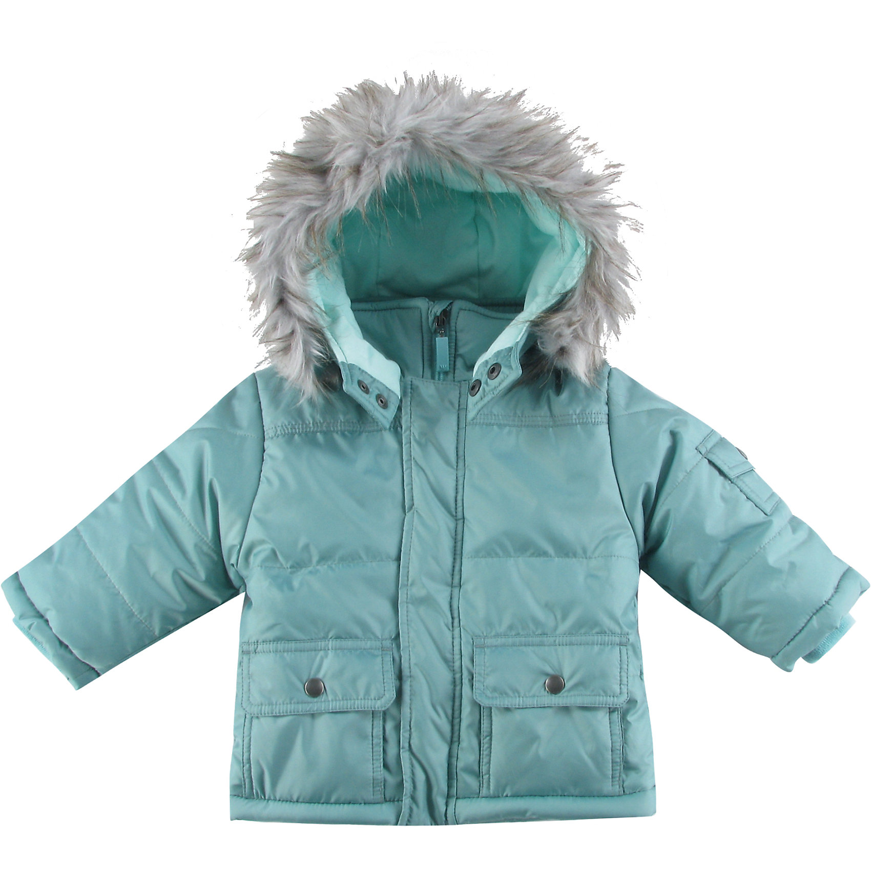 Куртка утепленная для мальчика WojcikВерхняя одежда<br>Куртка утепленная для мальчика Wojcik<br>Состав:<br>Полиэстер 100%<br><br>Ширина мм: 356<br>Глубина мм: 10<br>Высота мм: 245<br>Вес г: 519<br>Цвет: зеленый<br>Возраст от месяцев: 6<br>Возраст до месяцев: 9<br>Пол: Мужской<br>Возраст: Детский<br>Размер: 74,98,80,86,92<br>SKU: 5591891