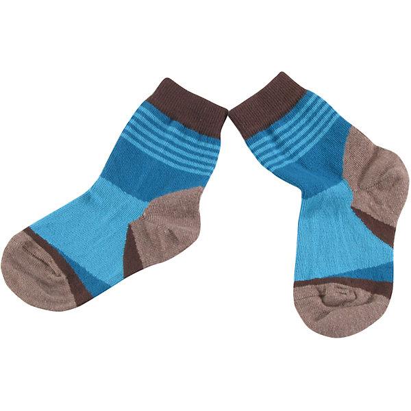 Носки для мальчика WojcikНоски<br>Характеристики товара:<br><br>• цвет: голубой<br>• состав ткани: 87% хлопок, 11% полиамид, 2% эластан <br>• сезон: круглый год<br>• страна бренда: Польша<br>• страна изготовитель: Польша<br><br>Носки для мальчика Wojcik не давят на ногу благодаря мягкой резинке. Детские носки сделаны из дышащего материала. Такие носки для детей - мягкие и комфортные. Одежда для детей из Польши от бренда Wojcik отличается хорошим качеством и стилем. <br><br>Носки для мальчика Wojcik (Войчик) можно купить в нашем интернет-магазине.<br>Ширина мм: 87; Глубина мм: 10; Высота мм: 105; Вес г: 115; Цвет: голубой; Возраст от месяцев: 0; Возраст до месяцев: 3; Пол: Мужской; Возраст: Детский; Размер: 15/16,19/20,17/18; SKU: 5592089;