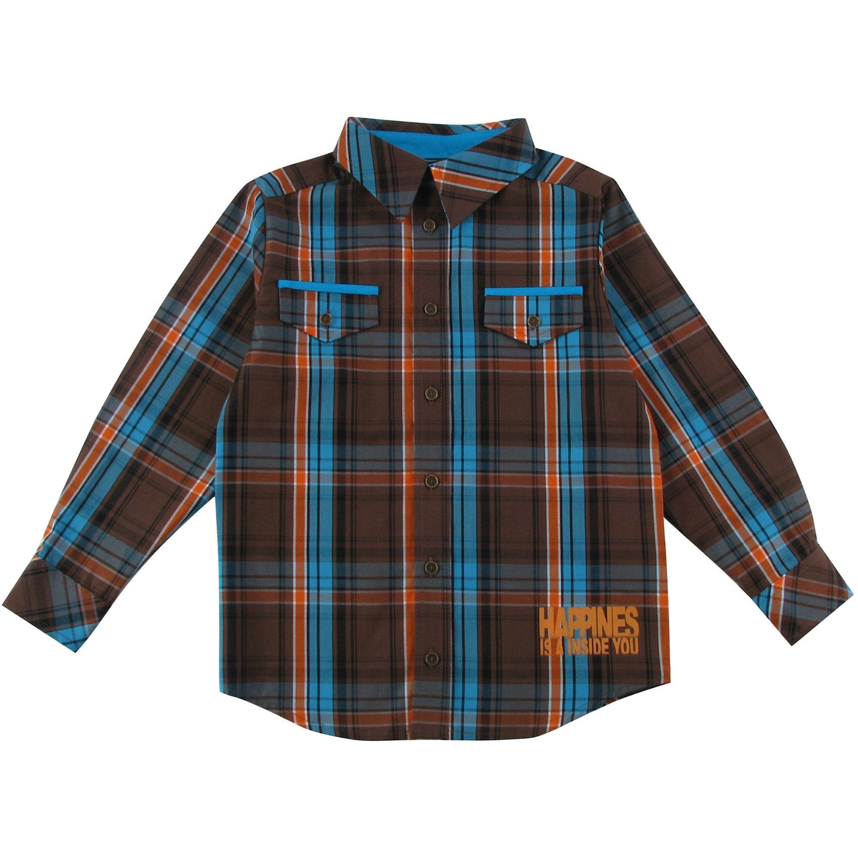 Рубашка для мальчика WojcikБлузки и рубашки<br>Рубашка для мальчика Wojcik<br>Состав:<br>Хлопок 100%<br><br>Ширина мм: 174<br>Глубина мм: 10<br>Высота мм: 169<br>Вес г: 157<br>Цвет: белый<br>Возраст от месяцев: 96<br>Возраст до месяцев: 108<br>Пол: Мужской<br>Возраст: Детский<br>Размер: 134,92,98,104,110,116,122,128<br>SKU: 5592105