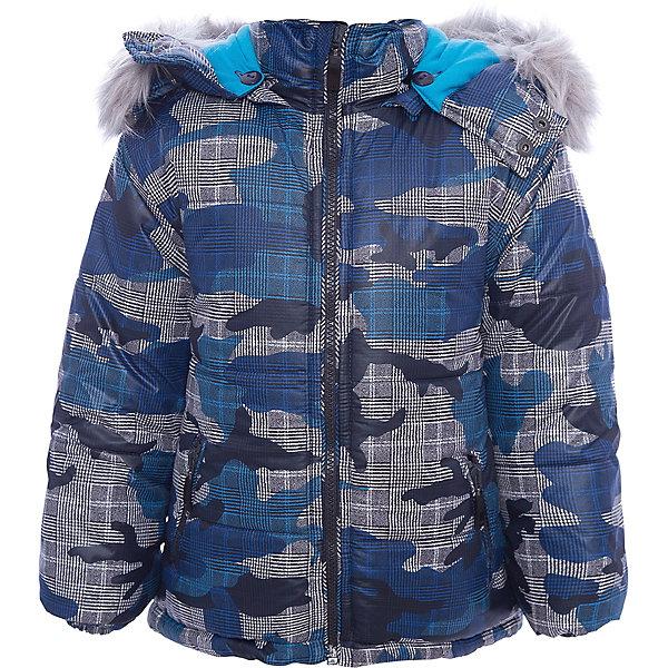 Куртка утепленная для мальчика WojcikВерхняя одежда<br>Характеристики товара:<br><br>• цвет: синий<br>• состав ткани: 100% полиэстер<br>• подкладка: 100% полиэстер<br>• утеплитель: 100% полиэстер<br>• сезон: демисезон<br>• температурный режим: от -5 до +15<br>• особенности модели: с капюшоном<br>• застежка: молния<br>• длинные рукава<br>• страна бренда: Польша<br>• страна изготовитель: Польша<br><br>Модная куртка для мальчика от Войчик дополнена капюшоном с опушкой. Детская куртка удобно застегивается. Утепленная куртка для детей выполнена в модной красивой расцветке. Польская детская одежда для детей от бренда Wojcik - это качественные и стильные вещи. <br><br>Куртку утепленную для мальчика Wojcik (Войчик) можно купить в нашем интернет-магазине.<br>Ширина мм: 356; Глубина мм: 10; Высота мм: 245; Вес г: 519; Цвет: белый; Возраст от месяцев: 18; Возраст до месяцев: 24; Пол: Мужской; Возраст: Детский; Размер: 92,128,122,116,110,104,98; SKU: 5592127;