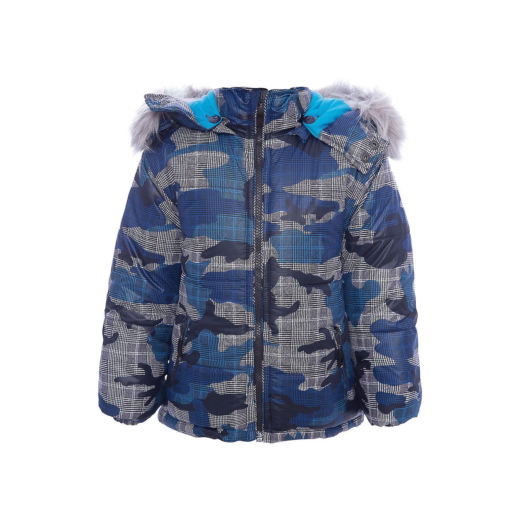 Куртка утепленная для мальчика WojcikВерхняя одежда<br>Куртка утепленная для мальчика Wojcik<br>Состав:<br>Полиэстер 100%<br><br>Ширина мм: 356<br>Глубина мм: 10<br>Высота мм: 245<br>Вес г: 519<br>Цвет: белый<br>Возраст от месяцев: 84<br>Возраст до месяцев: 96<br>Пол: Мужской<br>Возраст: Детский<br>Размер: 128,92,98,104,110,116,122<br>SKU: 5592127