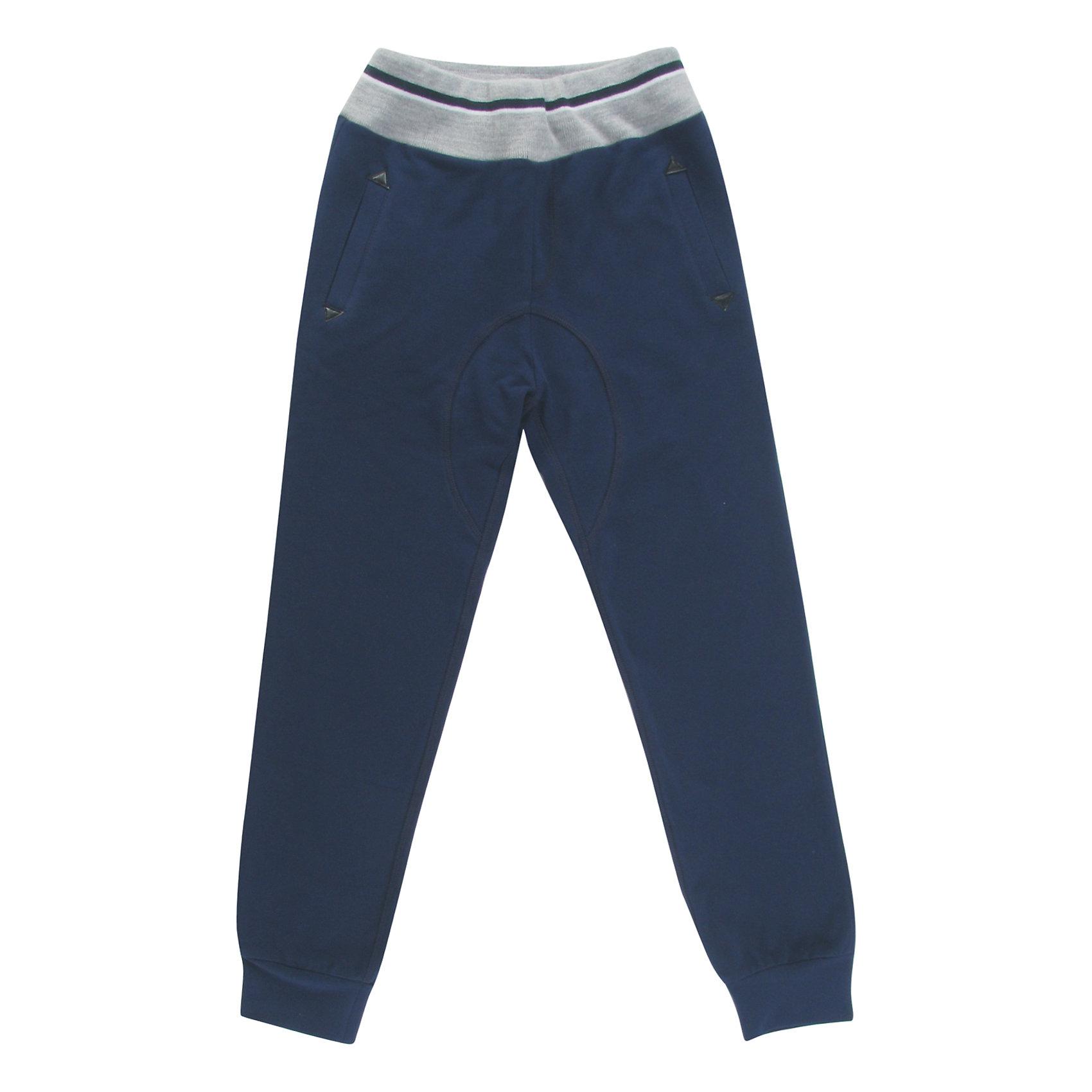 Спортивные штаны для мальчика WojcikБрюки<br>Спортивные штаны для мальчика Wojcik<br>Состав:<br>Хлопок 97% Эластан 3%<br><br>Ширина мм: 215<br>Глубина мм: 88<br>Высота мм: 191<br>Вес г: 336<br>Цвет: полуночно-синий<br>Возраст от месяцев: 144<br>Возраст до месяцев: 156<br>Пол: Мужской<br>Возраст: Детский<br>Размер: 158,128,134,140,146,152<br>SKU: 5592294