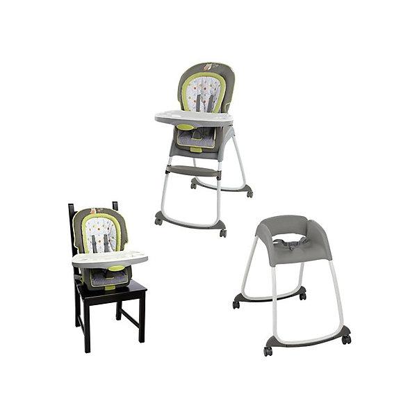 Бустер для кормления 3-в-1, Bright StartsСтульчики для кормления<br>Характеристики:<br><br>• 3 варианта использования: стульчик для кормления, сиденье крепится на обычный стул, используется как бустер без спинки и столика;<br>• 5-ти точечные ремни безопасности для детей от 6 месяцев;<br>• 3-х точечные ремни безопасности на бустере – для детей от 18 месяцев;<br>• съемный столик, можно мыть в посудомоечной машине;<br>• съемные чехлы сиденья;<br>• стирка при температуре 30 градусов;<br>• колесики для удобства перемещения по квартире;<br>• возможность зафиксировать колеса в одном положении;<br>• материал: металл, пластик, полиэстер;<br>• допустимая нагрузка: до 22 кг;<br>• размер стульчика: 88х55х110,5 см; <br>• вес: 8 кг;<br>• размер упаковки: 75х30х60 см.<br><br>Бустер для кормления 3-в-1, Bright Starts можно купить в нашем интернет-магазине.<br><br>Ширина мм: 1000<br>Глубина мм: 200<br>Высота мм: 200<br>Вес г: 3200<br>Возраст от месяцев: 0<br>Возраст до месяцев: 6<br>Пол: Унисекс<br>Возраст: Детский<br>SKU: 5596837