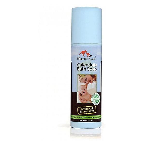 Мыло органическое, 200 мл., Mommy CareМыло для детей<br>Мыло органическое, 200 мл., Mommy Care.<br><br>Характеристики:<br><br>• Для детей в возрасте: от 0 месяцев<br>• Объем: 200 мл.<br>• Гипоаллергенно и дерматологически протестировано<br>• Не содержит консервантов и химических веществ - парабенов, вазелина, мылящих компонентов SLS и SLES<br><br>Жидкое мыло Mommy Care создано специально для самой чувствительной детской кожи, поэтому оно содержит только натуральные и органические компоненты. В качестве мылящей основы используется экстракт мыльнянки - уникального растения, которое не только обладает прекрасными моющими свойствами, а также обеззараживает и помогает при раздражениях и воспалениях кожи. Масло жожоба питает, ромашка и календула смягчают и снимают зуд, облепиха заживляет мелкие ссадины и увлажняет кожу, а минералы Мертвого моря - защищают ее. Лаванда, входящая в состав мыла, мягко готовит ребенка ко сну. Мыло идеально подходит как новорожденным, так и взрослым людям, обладающим чувствительной кожей.<br><br>Мыло органическое, 200 мл., Mommy Care можно купить в нашем интернет-магазине.<br><br>Ширина мм: 150<br>Глубина мм: 50<br>Высота мм: 50<br>Вес г: 230<br>Возраст от месяцев: 0<br>Возраст до месяцев: 1188<br>Пол: Унисекс<br>Возраст: Детский<br>SKU: 5597575