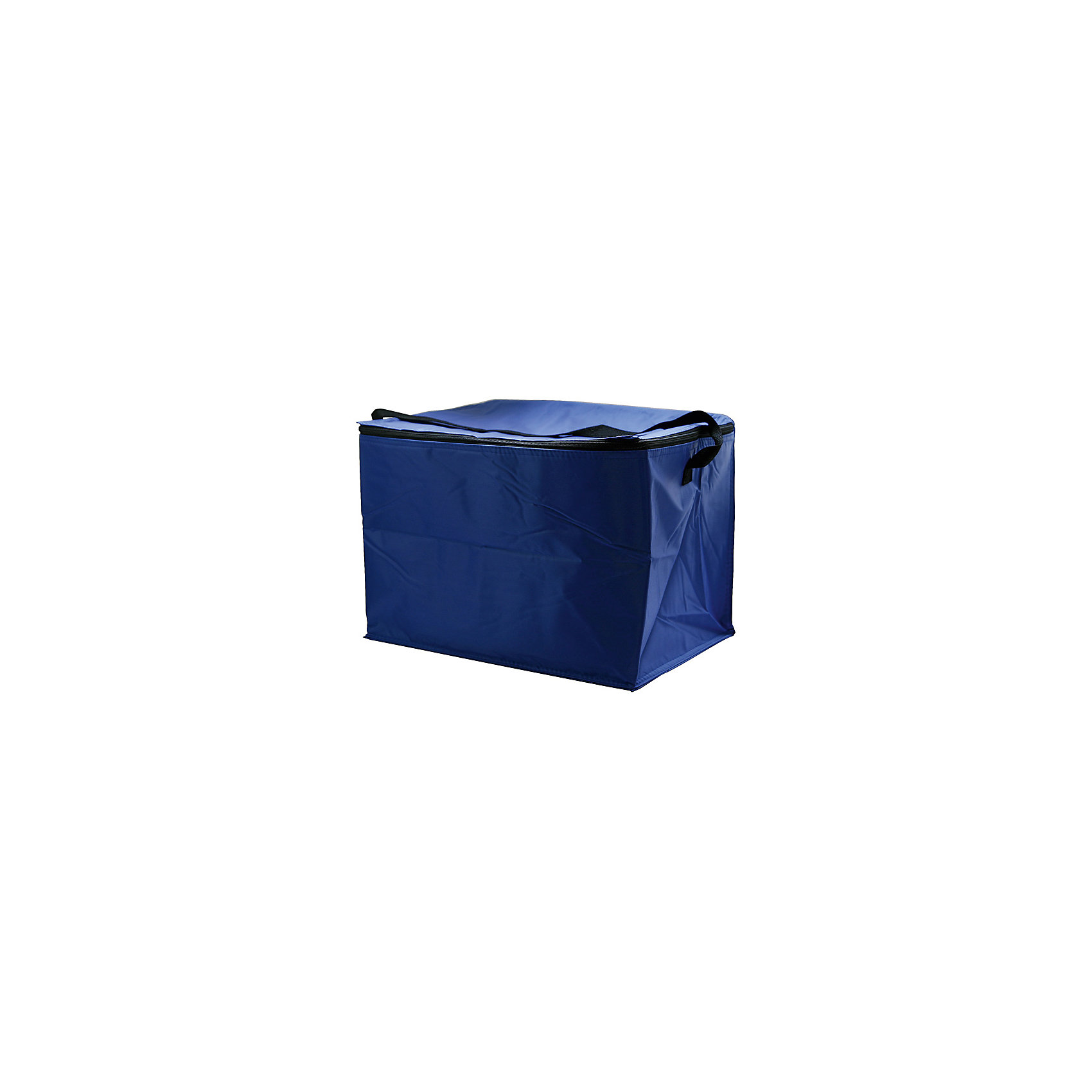 Сумка-холодильник Семейная 39х29х28 см, МФК-профитТермосумки и термосы<br>Сумка-холодильник Семейная 39х29х28 см, МФК-профит.<br><br>Характеристики:<br><br>• Размер: 39х29х28 см.<br>• Объем: 31 л.<br>• Материал верха: нейлон<br>• Цвет: синий<br>• Выдерживает нагрузку до 5 кг.<br>• Сохраняет температуру до 2-х часов<br>• Вес: 302 гр.<br><br>Сумка-холодильник Семейная предназначена для сохранения продуктов и напитков прохладными в жаркую погоду. При необходимости сумку можно использовать в качестве термоса для хранения и транспортировки горячих продуктов. Внутренний слой сумки изготовлен из алюминиевой фольги с полимерным покрытием, что позволяет сохранять температуру продуктов длительное время. Внешний слой выполнен из нейлона – износостойкого, термостойкого материала. Сумка-холодильник компактно складывается, при этом внутренний изоляционный слой не повреждается. Имеет одно основное отделение, закрывающееся на молнию. Для удобной переноски сумка оснащена плечевым ремнем. Легко моется как снаружи, так и внутри. Сумка-холодильник Семейная идеально подходит для отдыха на природе, пикников, туристических походов и путешествий.<br><br>Сумку-холодильник Семейная 39х29х28 см, МФК-профит можно купить в нашем интернет-магазине.<br><br>Ширина мм: 390<br>Глубина мм: 290<br>Высота мм: 280<br>Вес г: 302<br>Возраст от месяцев: 36<br>Возраст до месяцев: 1188<br>Пол: Унисекс<br>Возраст: Детский<br>SKU: 5601138