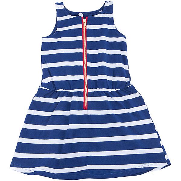 Платье для девочки PlayTodayПлатья и сарафаны<br>Характеристики товара:<br><br>• цвет: разноцветный<br>• состав: 95% хлопок, 5% эластан<br>• молния<br>• дышащий материал<br>• мягкая окантовка<br>• эластичный трикотаж<br>• без рукавов<br>• комфортная посадка<br>• коллекция: весна-лето 2017<br>• страна бренда: Германия<br>• страна производства: Китай<br><br>Популярный бренд PlayToday выпустил новую коллекцию! Вещи из неё продолжают радовать покупателей удобством, стильным дизайном и продуманным кроем. Дети носят их с удовольствием. <br>Такая стильная модель обеспечит ребенку комфорт благодаря качественному материалу и продуманному крою. В составе ткани - натуральный хлопок, который позволяет коже дышать и не вызывает аллергии. Такие вещи очень просты в уходе.<br>PlayToday - это линейка товаров, созданная специально для детей. Дизайнеры учитывают новые веяния моды и потребности детей. Порадуйте ребенка обновкой от проверенного производителя!<br><br>Платье для девочки от известного бренда PlayToday можно купить в нашем интернет-магазине.<br><br>Ширина мм: 236<br>Глубина мм: 16<br>Высота мм: 184<br>Вес г: 177<br>Цвет: белый<br>Возраст от месяцев: 72<br>Возраст до месяцев: 84<br>Пол: Женский<br>Возраст: Детский<br>Размер: 122,98,116,110,128,104<br>SKU: 5604073