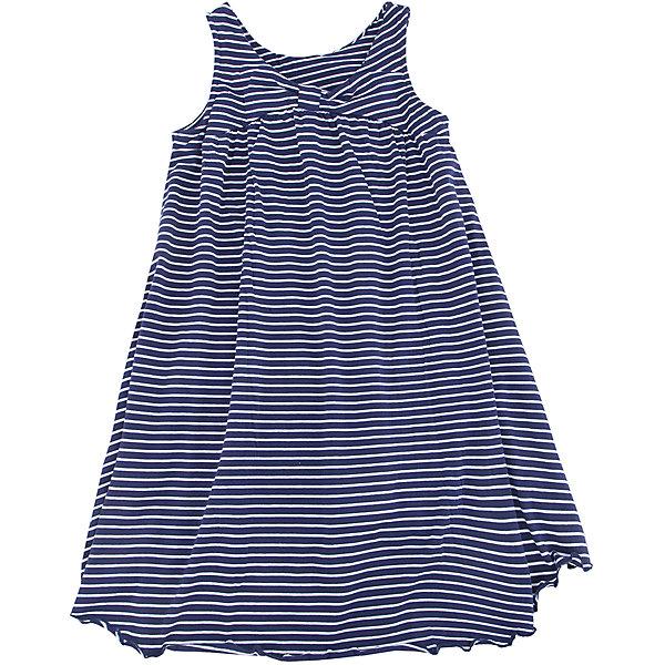 Платье для девочки ScoolПлатья и сарафаны<br>Характеристики товара:<br><br>• цвет: синий<br>• состав: 95% хлопок, 5% эластан<br>• приятная на ощупь ткань<br>• дышащий материал<br>• свободная посадка<br>• легкая ткань<br>• без рукавов<br>• комфортная посадка<br>• коллекция: весна-лето 2017<br>• страна бренда: Германия<br>• страна производства: Китай<br><br>Популярный бренд Scool выпустил новую коллекцию! Вещи из неё продолжают радовать покупателей удобством, стильным дизайном и продуманным кроем. Дети носят их с удовольствием. <br>Такая стильная модель обеспечит ребенку комфорт благодаря качественному материалу и продуманному крою. В составе ткани - натуральный хлопок, который позволяет коже дышать и не вызывает аллергии. Такие вещи очень просты в уходе.<br>Scool - это линейка товаров, созданная специально для детей школьного возраста. Дизайнеры учитывают новые веяния моды и потребности детей. Порадуйте ребенка обновкой от проверенного производителя!<br><br>Платье для девочки от известного бренда Scool можно купить в нашем интернет-магазине.<br><br>Ширина мм: 236<br>Глубина мм: 16<br>Высота мм: 184<br>Вес г: 177<br>Цвет: синий<br>Возраст от месяцев: 144<br>Возраст до месяцев: 156<br>Пол: Женский<br>Возраст: Детский<br>Размер: 158,146,140,134,164,152<br>SKU: 5604222