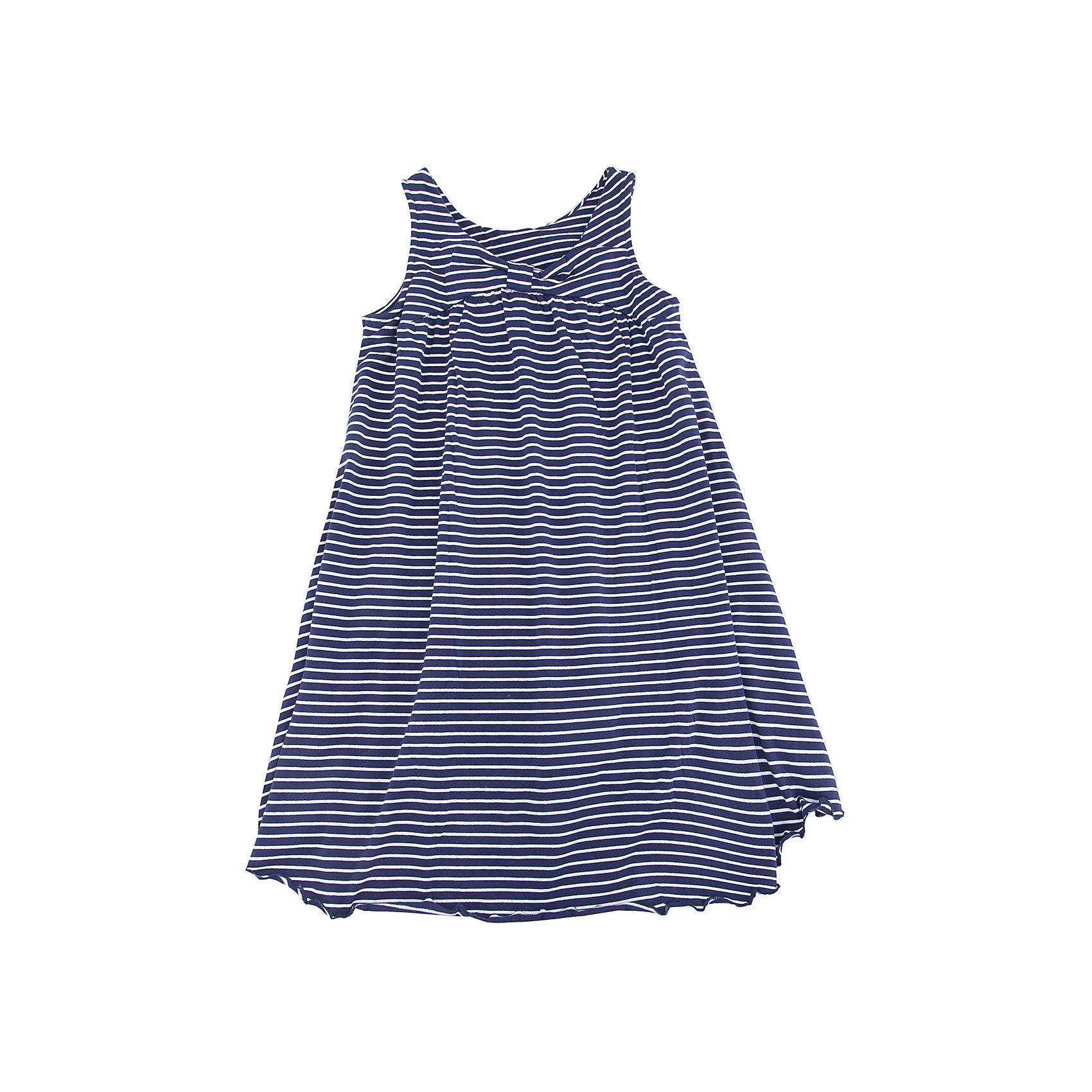 Платье для девочки ScoolПлатья и сарафаны<br>Характеристики товара:<br><br>• цвет: синий<br>• состав: 95% хлопок, 5% эластан<br>• приятная на ощупь ткань<br>• дышащий материал<br>• свободная посадка<br>• легкая ткань<br>• без рукавов<br>• комфортная посадка<br>• коллекция: весна-лето 2017<br>• страна бренда: Германия<br>• страна производства: Китай<br><br>Популярный бренд Scool выпустил новую коллекцию! Вещи из неё продолжают радовать покупателей удобством, стильным дизайном и продуманным кроем. Дети носят их с удовольствием. <br>Такая стильная модель обеспечит ребенку комфорт благодаря качественному материалу и продуманному крою. В составе ткани - натуральный хлопок, который позволяет коже дышать и не вызывает аллергии. Такие вещи очень просты в уходе.<br>Scool - это линейка товаров, созданная специально для детей школьного возраста. Дизайнеры учитывают новые веяния моды и потребности детей. Порадуйте ребенка обновкой от проверенного производителя!<br><br>Платье для девочки от известного бренда Scool можно купить в нашем интернет-магазине.<br><br>Ширина мм: 236<br>Глубина мм: 16<br>Высота мм: 184<br>Вес г: 177<br>Цвет: синий<br>Возраст от месяцев: 96<br>Возраст до месяцев: 108<br>Пол: Женский<br>Возраст: Детский<br>Размер: 134,164,140,146,158,152<br>SKU: 5604222