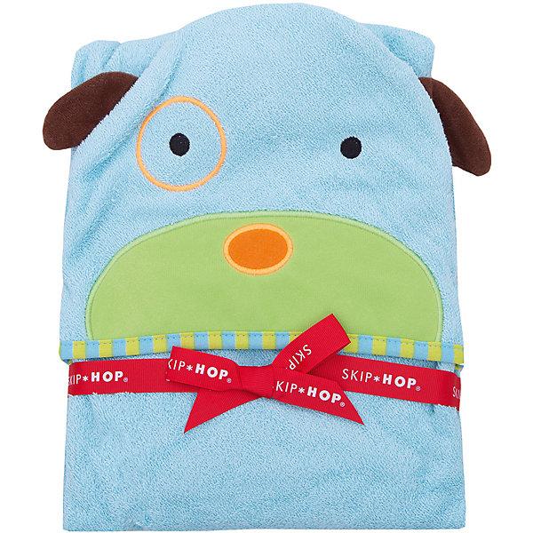 Полотенце детское Собака, Skip HopПляжные полотенца<br>Характеристики товара:<br><br>• возраст от 1 года;<br>• материал: хлопок;<br>• размер полотенца 85х85 см;<br>• размер упаковки 33х23х9 см;<br>• вес упаковки 375 гр.;<br>• страна производитель: Китай.<br><br>Полотенце детское «Собака» Skip Hop — мягкое и приятное на ощупь полотенце с капюшоном в виде мордочки собачки. После купания малыш укутается в теплое полотенце и оденет смешной капюшон. Полотенце изготовлено из натурального мягкого хлопка, который впитывает влагу.<br><br>Полотенце детское «Собака» Skip Hop можно приобрести в нашем интернет-магазине.<br><br>Ширина мм: 330<br>Глубина мм: 230<br>Высота мм: 90<br>Вес г: 375<br>Возраст от месяцев: 24<br>Возраст до месяцев: 84<br>Пол: Унисекс<br>Возраст: Детский<br>SKU: 5608238