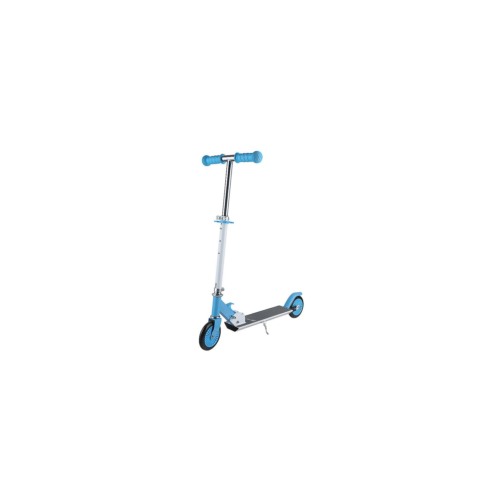 Самокат  ZL-79, голубой, ZilmerСамокаты<br>Характеристики товара:<br><br>• возраст от 6 лет;<br>• материал: алюминий, сталь;<br>• в комплекте: самокат, шестигранные ключи, инструкция;<br>• максимальная нагрузка до 50 кг;<br>• регулировка руля;<br>• наличие подножки<br>• материал колес: полиуретан;<br>• диаметр колес 12 см;<br>• размер самоката 66х29х78,5 см;<br>• вес самоката 1 кг;<br>• размер упаковки 61,5х21,5х11,5 см;<br>• вес упаковки 2,78 кг;<br>• страна производитель: Китай.<br><br>Самокат Zilmer ZL-79 голубой понравится любителям активных летних прогулок. Самокат выполнен из прочного алюминия. Платформа покрыта нескользящим покрытием, которое препятствует соскальзывание во время катания. Регулируемый руль позволит кататься на самокате не только детям, но и подросткам. Ручки руля имеют противоскользящие накладки. Ручную колонку можно сложить для хранения дома или транспортировки. Подножка позволяет поставить самокат в вертикальном положении на время остановки.<br><br>Самокат Zilmer ZL-79 голубой можно приобрести в нашем интернет-магазине.<br><br>Ширина мм: 615<br>Глубина мм: 115<br>Высота мм: 215<br>Вес г: 2780<br>Цвет: голубой<br>Возраст от месяцев: 48<br>Возраст до месяцев: 2147483647<br>Пол: Мужской<br>Возраст: Детский<br>SKU: 5610988