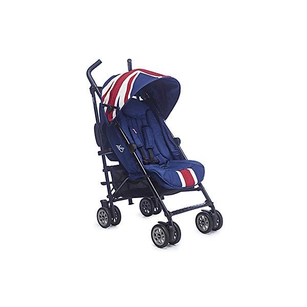 Коляска-трость Easywalker MINI Union Jack Classic, dark blue