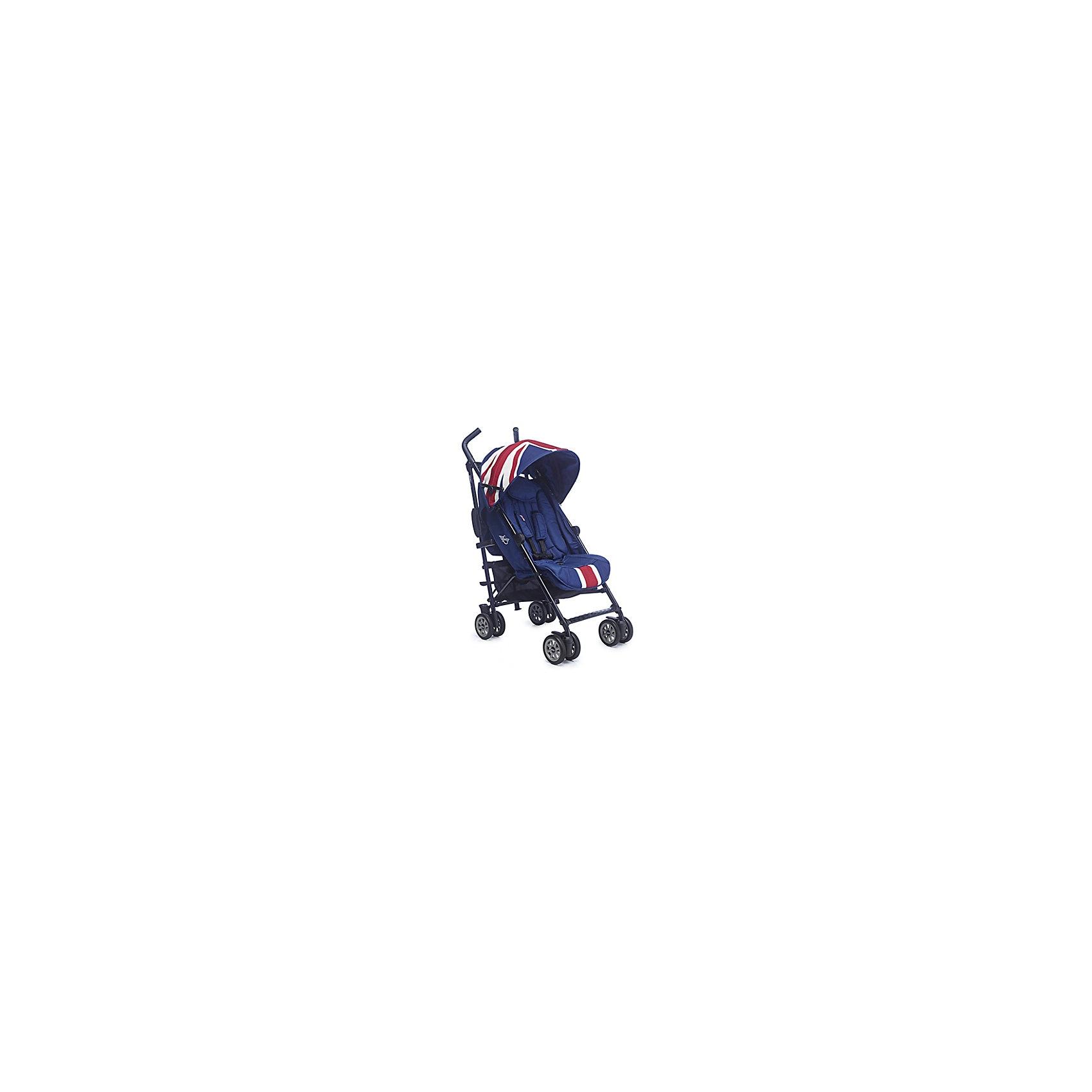 Коляска-трость Easywalker MINI Union Jack Classic, dark blueКоляски-трости<br>EMB10022 Коляска MINI by Easywalker buggy Union Jack Classic + EB10104 Бампер Easywalker buggy bumper bar Dark Blue<br><br>Ширина мм: 1020<br>Глубина мм: 230<br>Высота мм: 280<br>Вес г: 9140<br>Возраст от месяцев: 0<br>Возраст до месяцев: 48<br>Пол: Унисекс<br>Возраст: Детский<br>SKU: 5613099