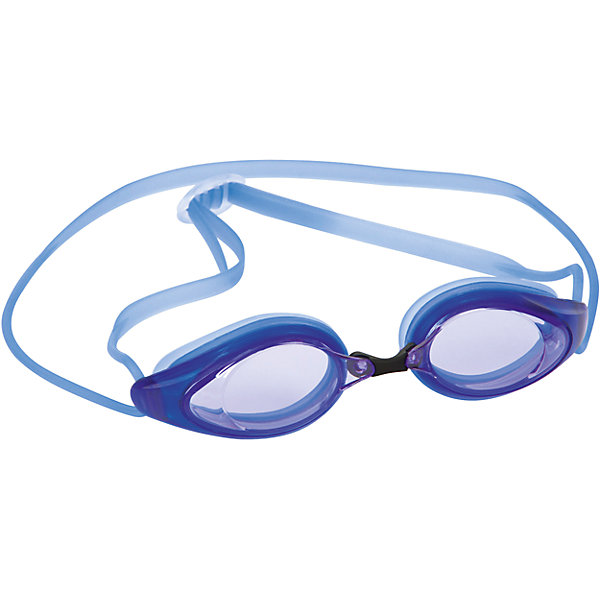 Очки для плавания Razorlite Race для взрослых, Bestway, синие