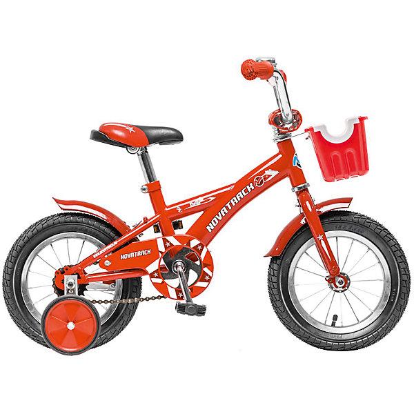 Велосипед Delfi, красно-бордовый, 12 дюймов, NovatrackВелосипеды детские<br>Велосипед Novatrack Delfi c 12-дюймовыми колесами – это надежный велосипед для ребят от 2 до 4 лет. Привлекательный дизайн, надежная сборка, легкость и отличная управляемость – это еще не все плюсы данной модели. Велосипед Delfi снабжен ограничителем поворота руля, который не позволит ребенку слишком сильно вывернуть переднее колесо велосипеда, и тем самым предотвратит падения. Цепь закрыта декоративной накладкой, которая защитит одежду и ноги ребенка от попадания в механизм. Данная модель специально разработана для легкого обучения езде на велосипеде. Низкая рама позволит ребенку быстро взбираться и слезать с велосипеда. Колеса закрыты крыльями, которые защитят ребенка от брызг, а на руле располагается вместительная корзинка для перевозки самых необходимых в дороге предметов.<br><br>Велосипед Delfi, красно-бордовый, 12 дюймов, Novatrack можно купить в нашем интернет-магазине.<br>Ширина мм: 810; Глубина мм: 185; Высота мм: 410; Вес г: 9500; Возраст от месяцев: 36; Возраст до месяцев: 60; Пол: Унисекс; Возраст: Детский; SKU: 5613199;