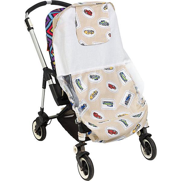 Тент солнцезащитный  для коляски Mammie, машинкиАксессуары для колясок<br>Тент солнцезащитный  для коляски Mammie, машинки.<br><br>Характеристики:<br><br>• Для детей с рождения<br>• Размер: 95х105 см.<br>• Рисунок: машинки<br>• Материал: 100% хлопок<br>• Уход: машинная стирка при 30 °С<br>• Размер упаковки: 20х30х5 см.<br>• Вес: 100 гр.<br><br>Солнцезащитный тент от бренда Mammie - незаменимый аксессуар для коляски во время прогулок в жаркие дни. Изготовленный из натурального хлопка тент прекрасно пропускает воздух, но при этом надежно защищает малыша от прямых солнечных лучей, ветра и различных насекомых. Универсальное крепление делает изделие применимым практически ко всем моделям прогулочных колясок-тростей. Боковины тента выполнены из сетчатого материала, что обеспечивает хорошую вентиляцию, а специальное окошко с сеткой позволяет полностью видеть малыша, не беспокоя его во время сна. Тент легко складывается, в сложенном виде не занимает много места. Солнцезащитный тент Mammie – это комфортная прогулка крохи даже в самые знойные летние дни! Тент можно дополнить матрасиком для коляски в тон тента.<br><br>Тент солнцезащитный  для коляски Mammie, машинки можно купить в нашем интернет-магазине.<br><br>Ширина мм: 200<br>Глубина мм: 300<br>Высота мм: 50<br>Вес г: 100<br>Цвет: бежевый<br>Возраст от месяцев: 0<br>Возраст до месяцев: 60<br>Пол: Унисекс<br>Возраст: Детский<br>SKU: 5613236
